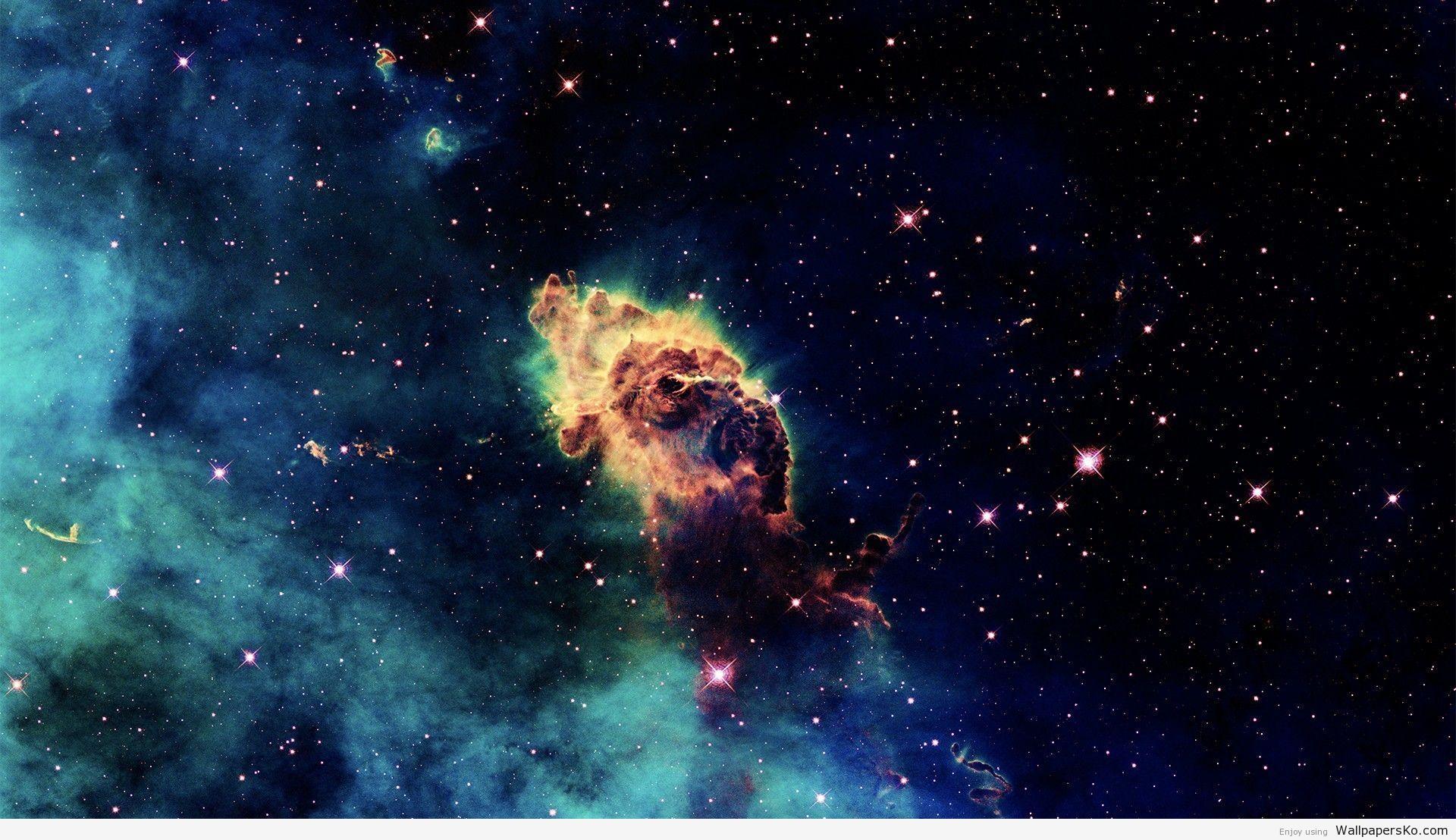 1080p space wallpaper