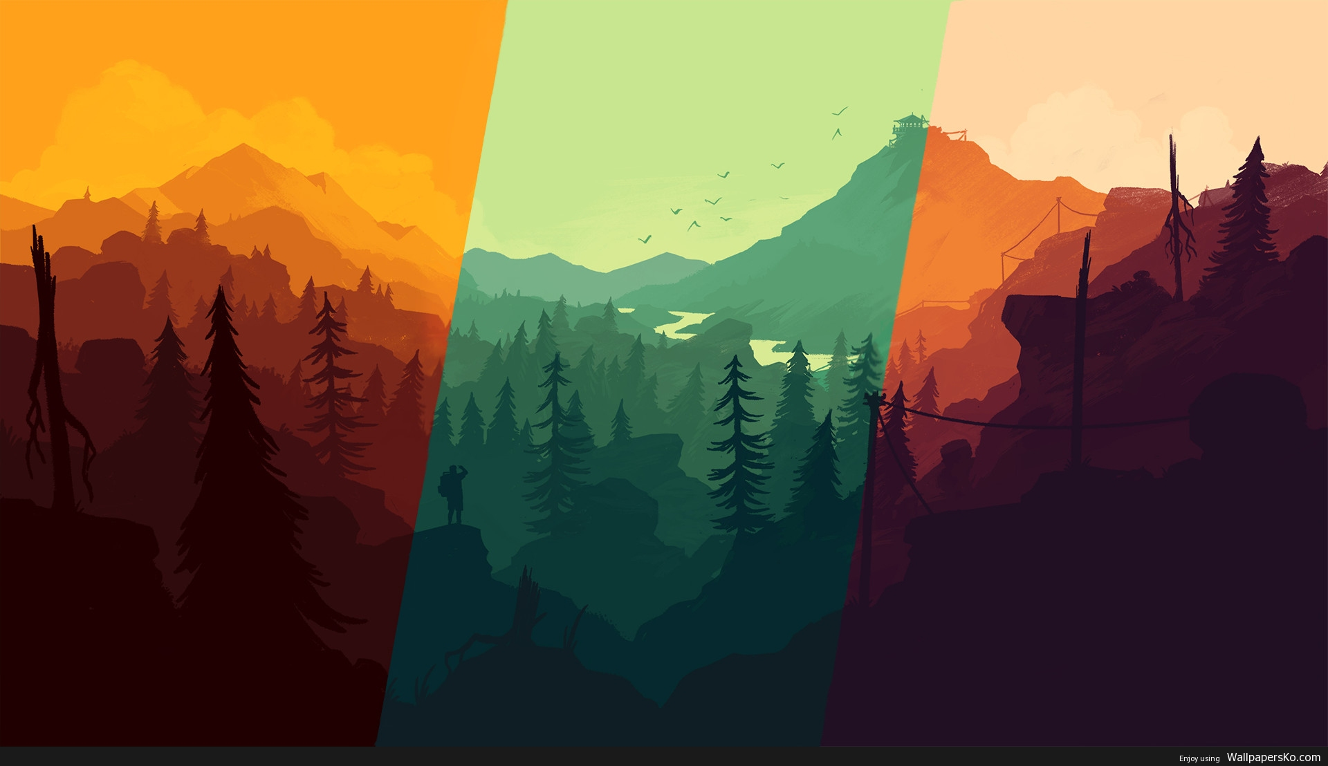 firewatch background