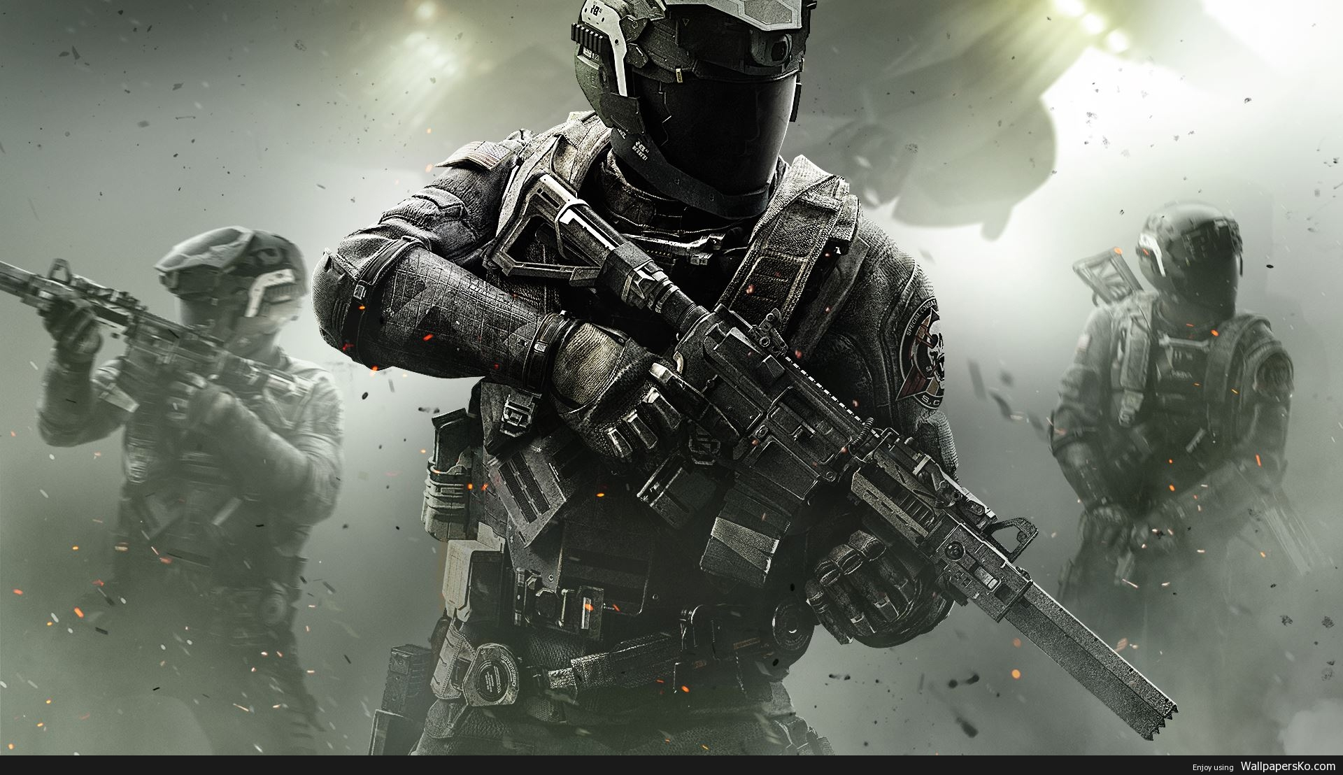infinite warfare wallpaper