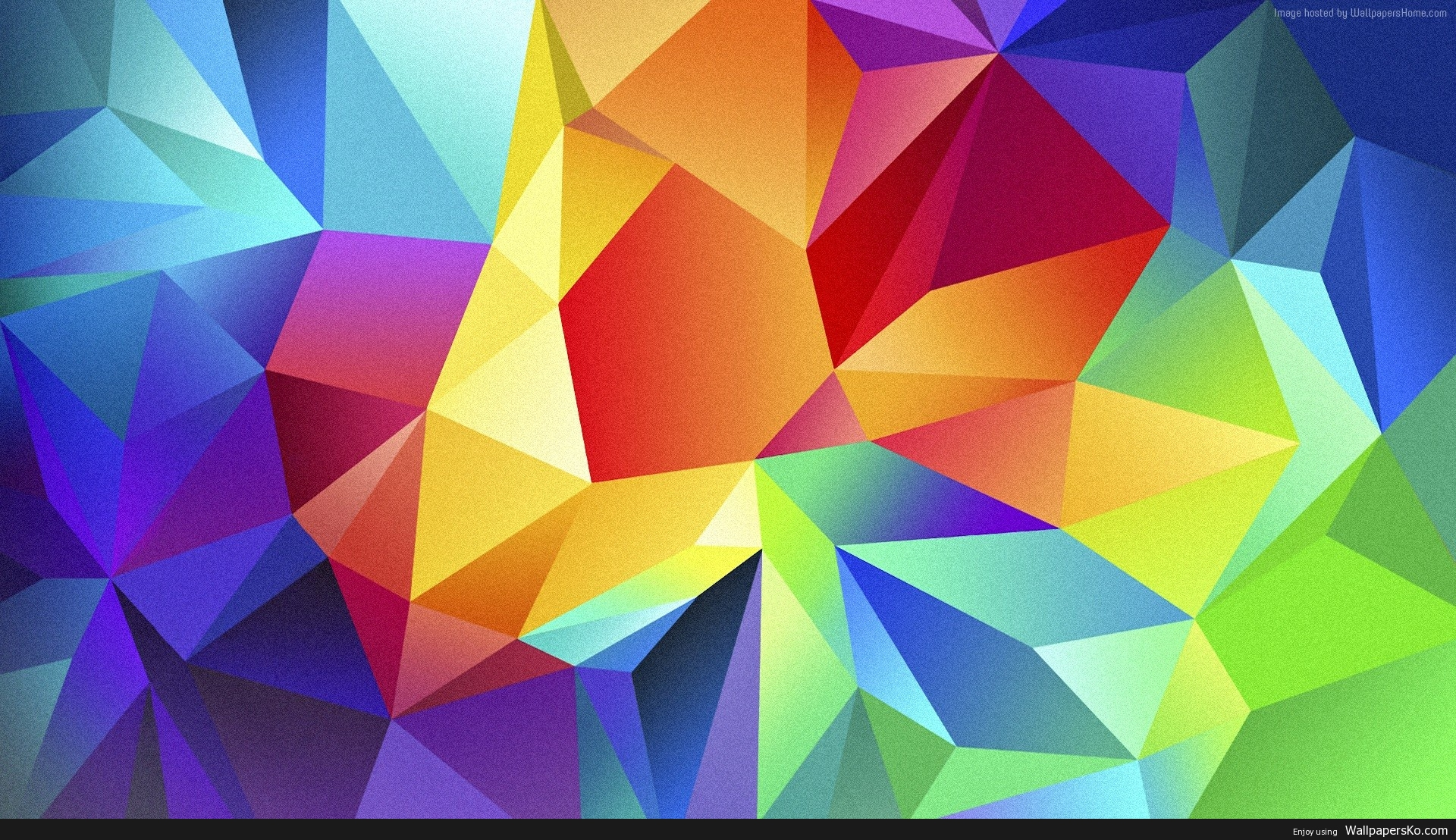 polygon background hd