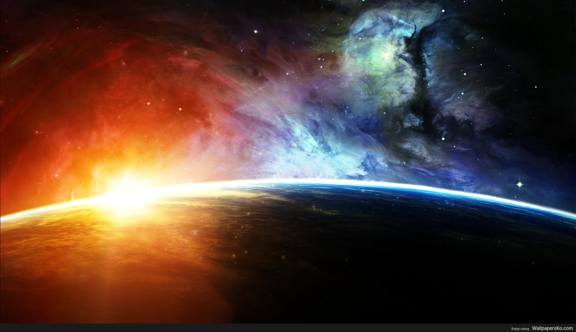 sci fi backgrounds