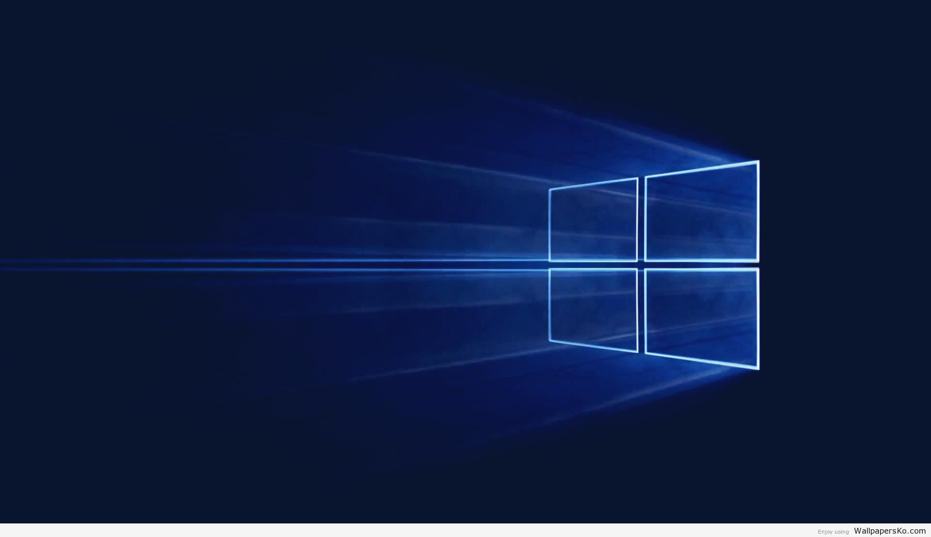 windows 10 desktop background