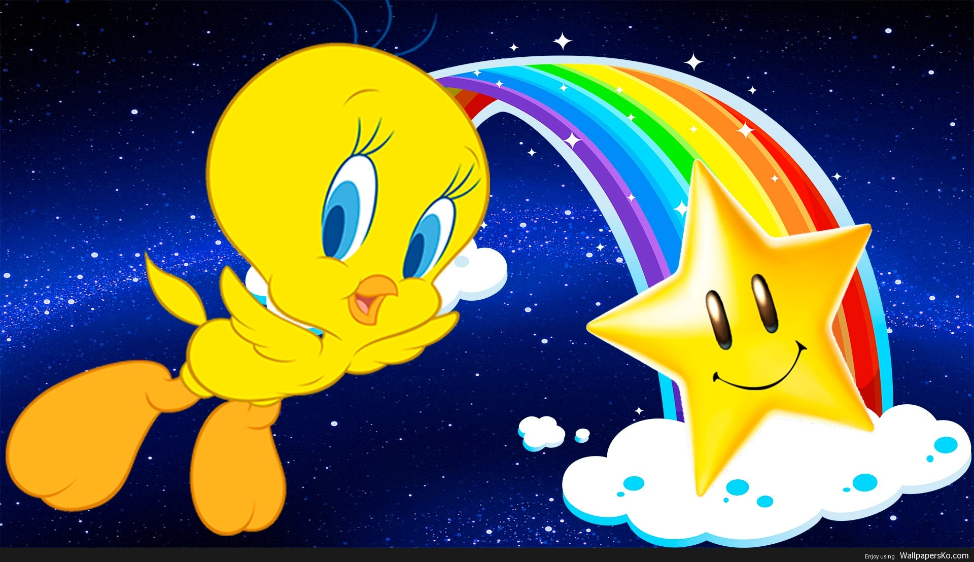 tweety bird wallpaper hd