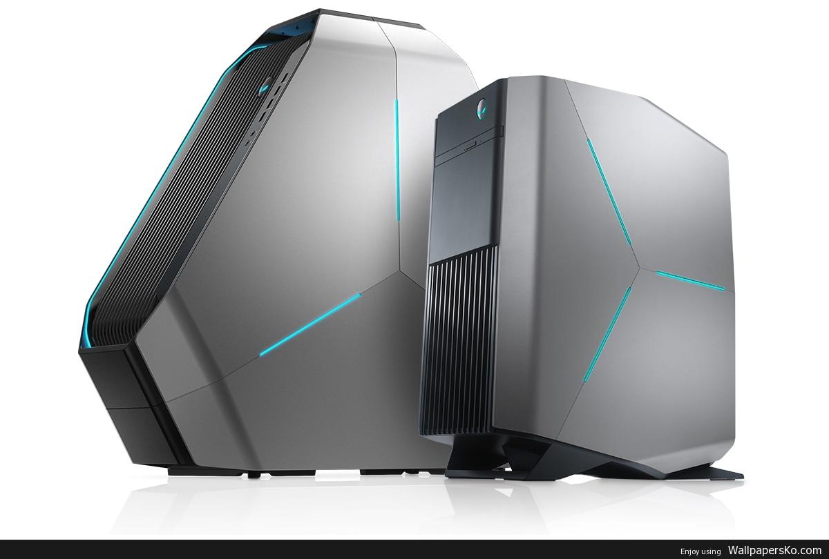 Alienware Desktop Image