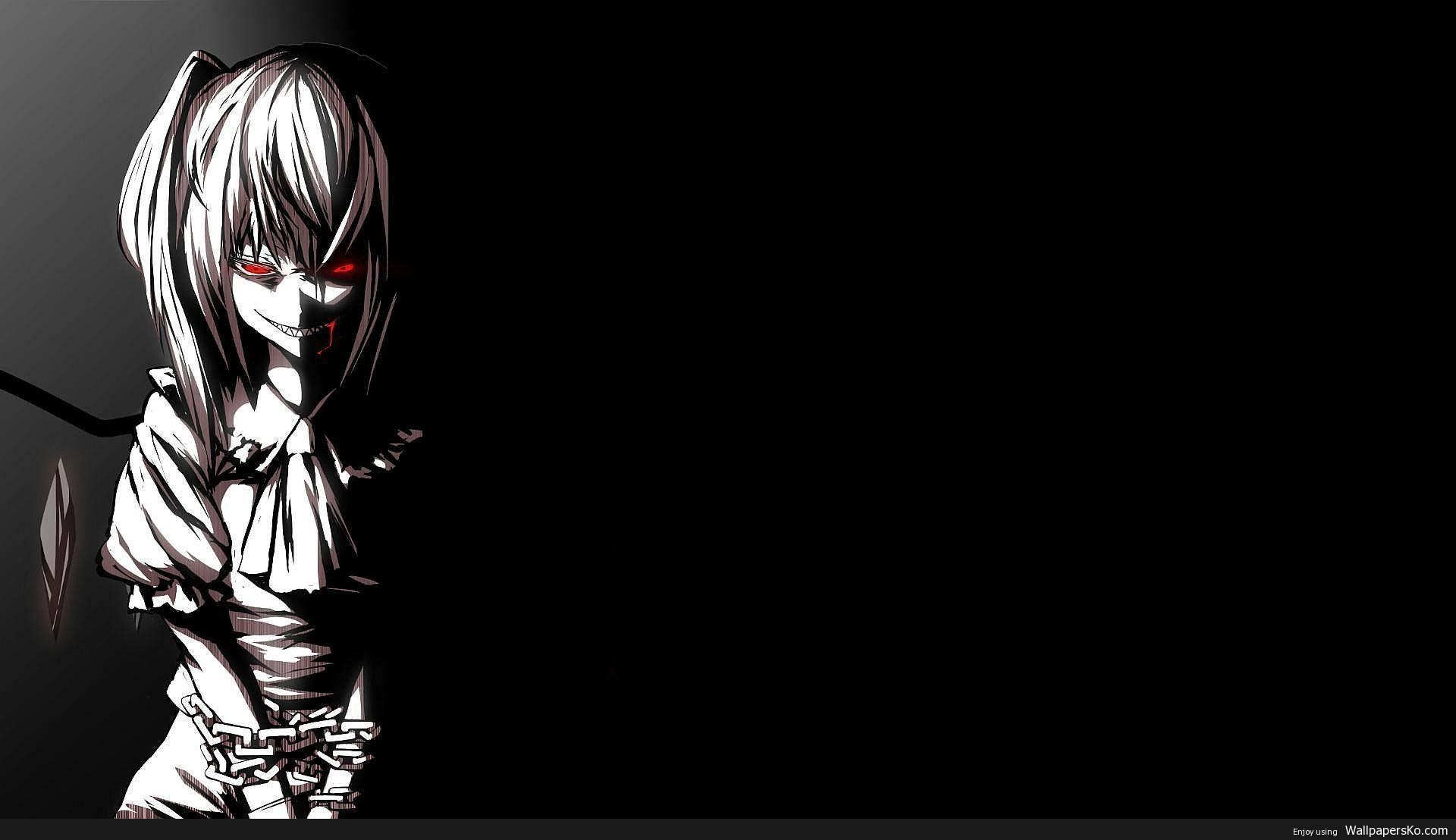 Anime Wallpaper Dark