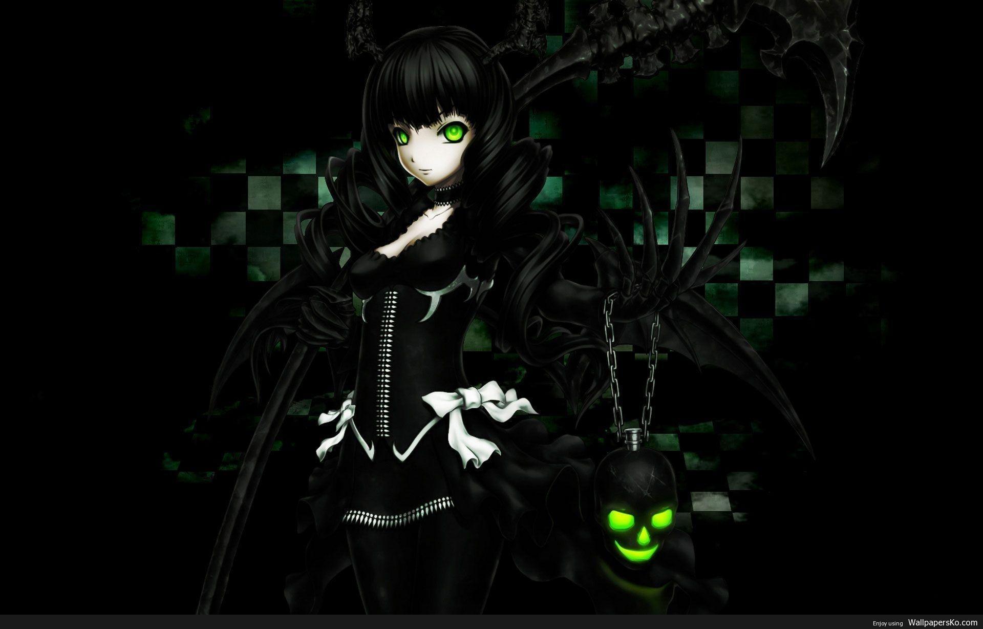 Anime Wallpaper Hd Dark