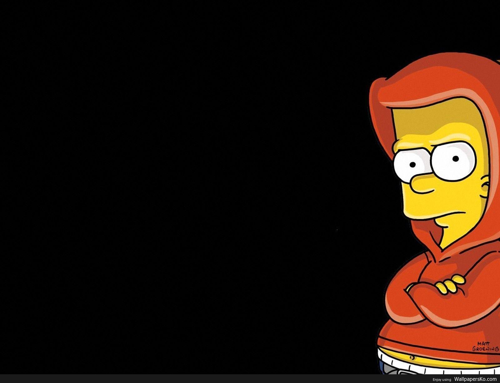 Bart Simpsons Wallpaper   HD Wallpapers