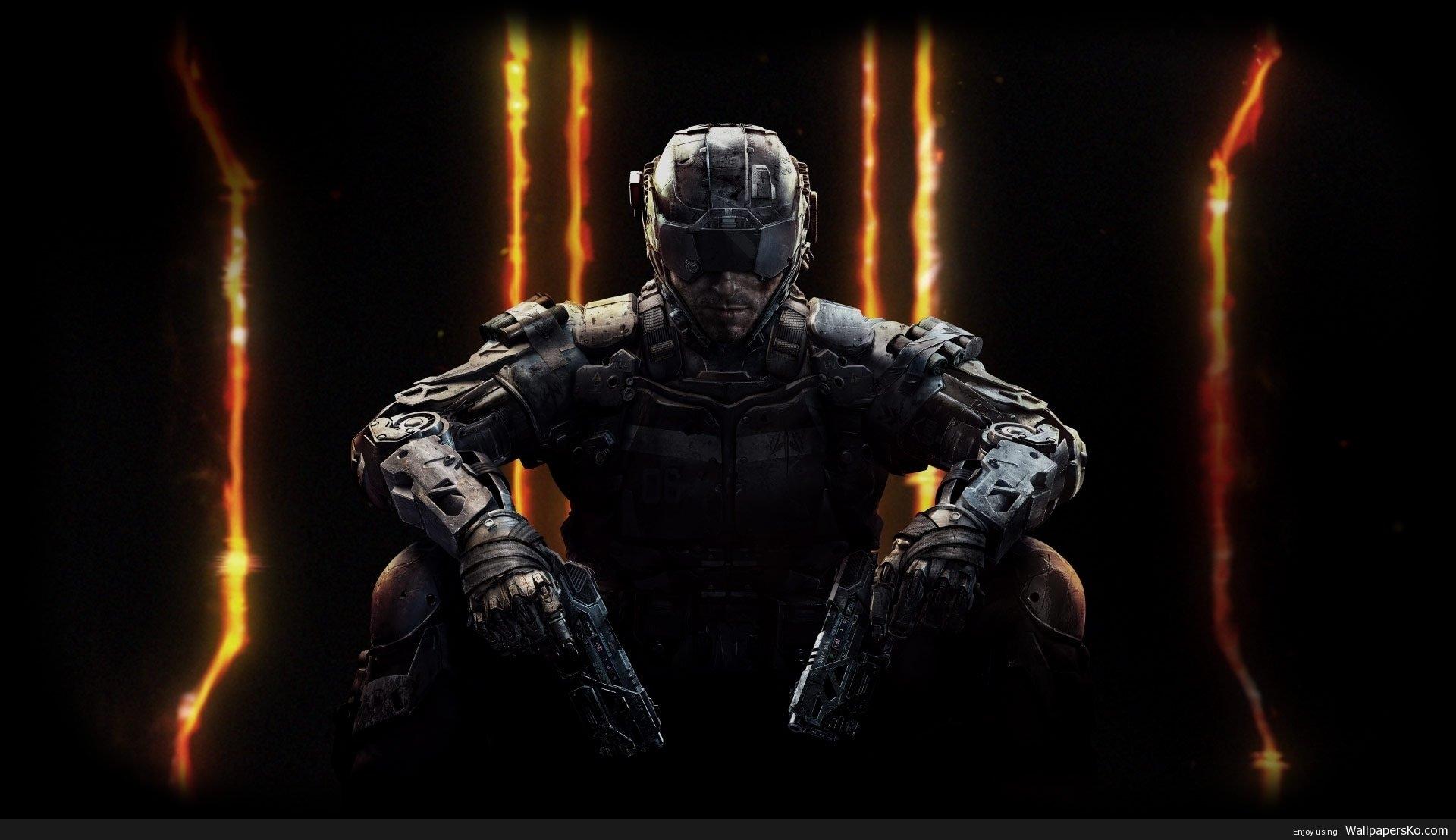 Black Ops 3 Background