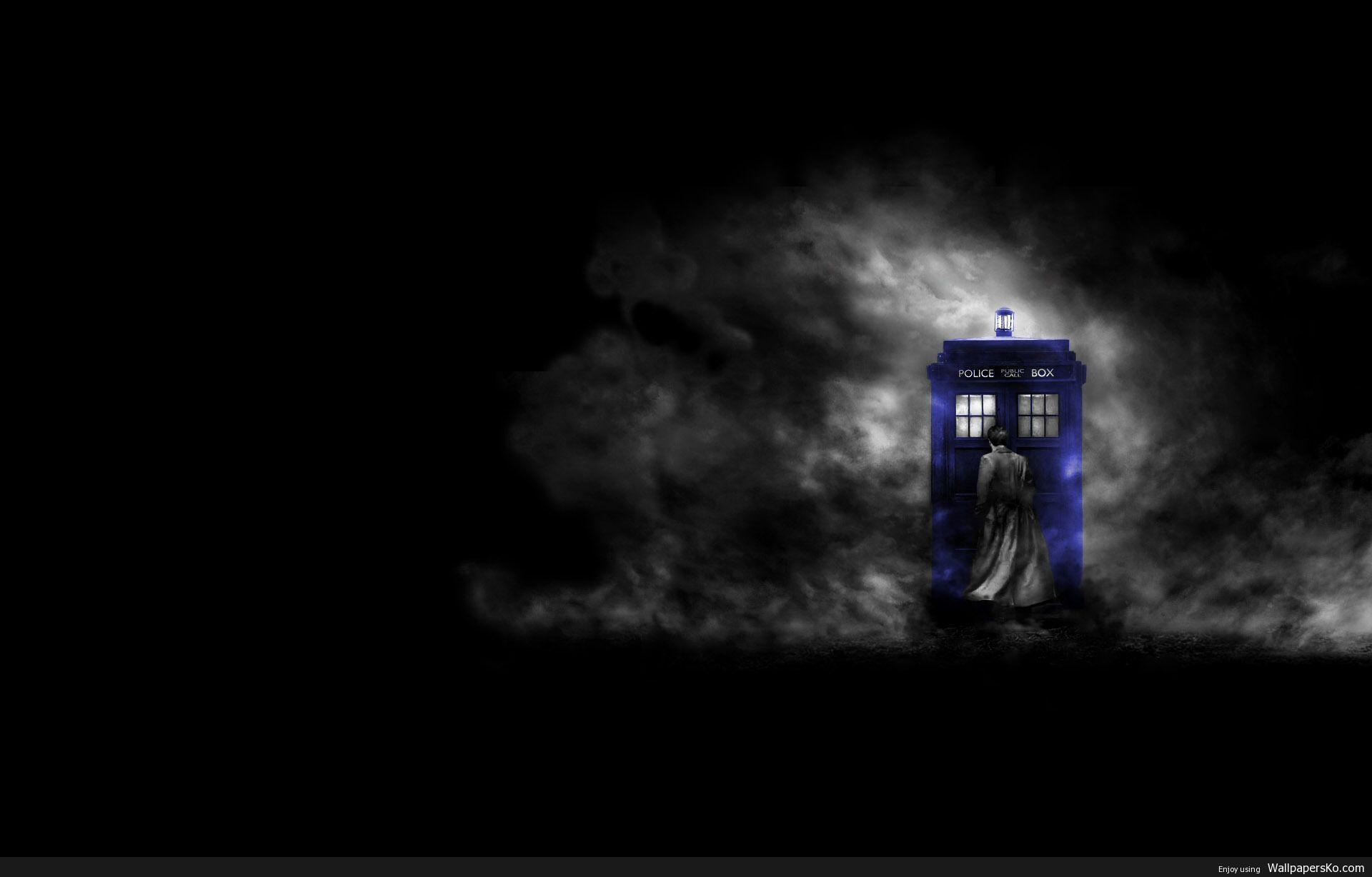 Dr Who Hd Wallpaper