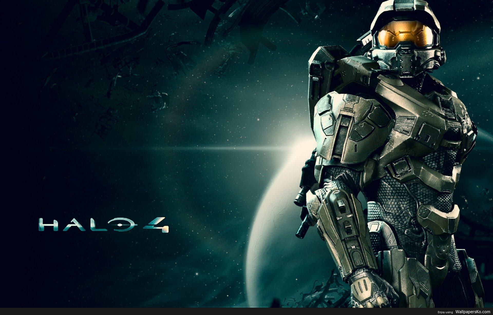 Halo 4 Background