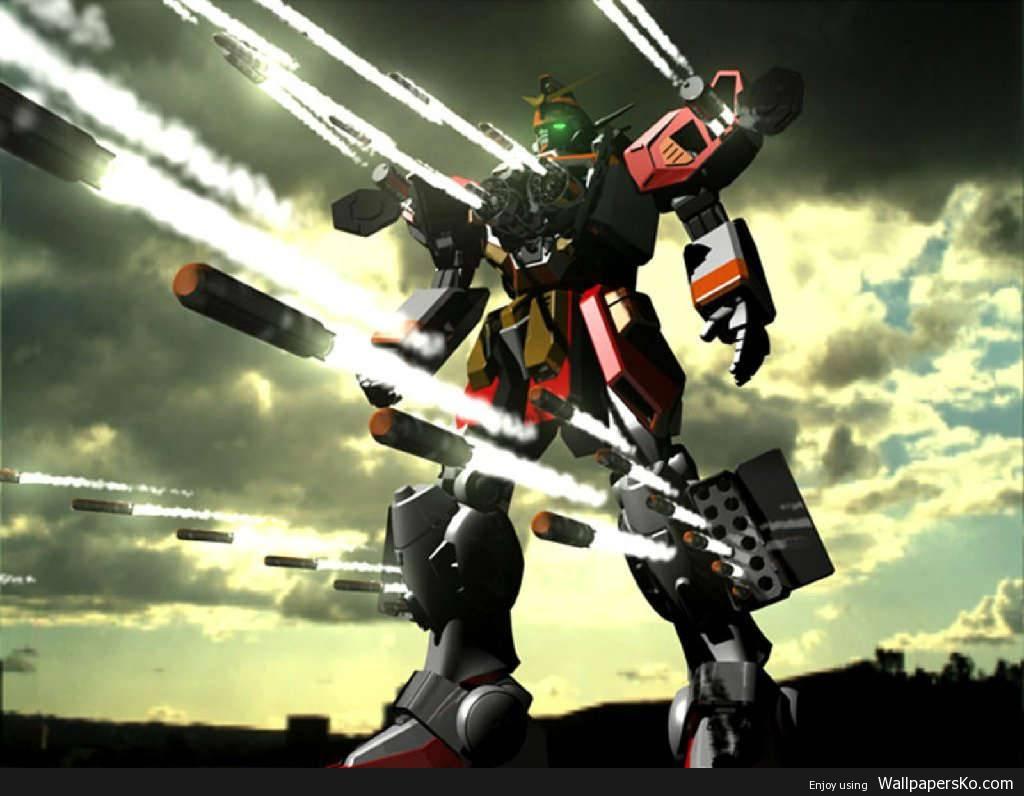 Heavyarms Gundam Wallpaper