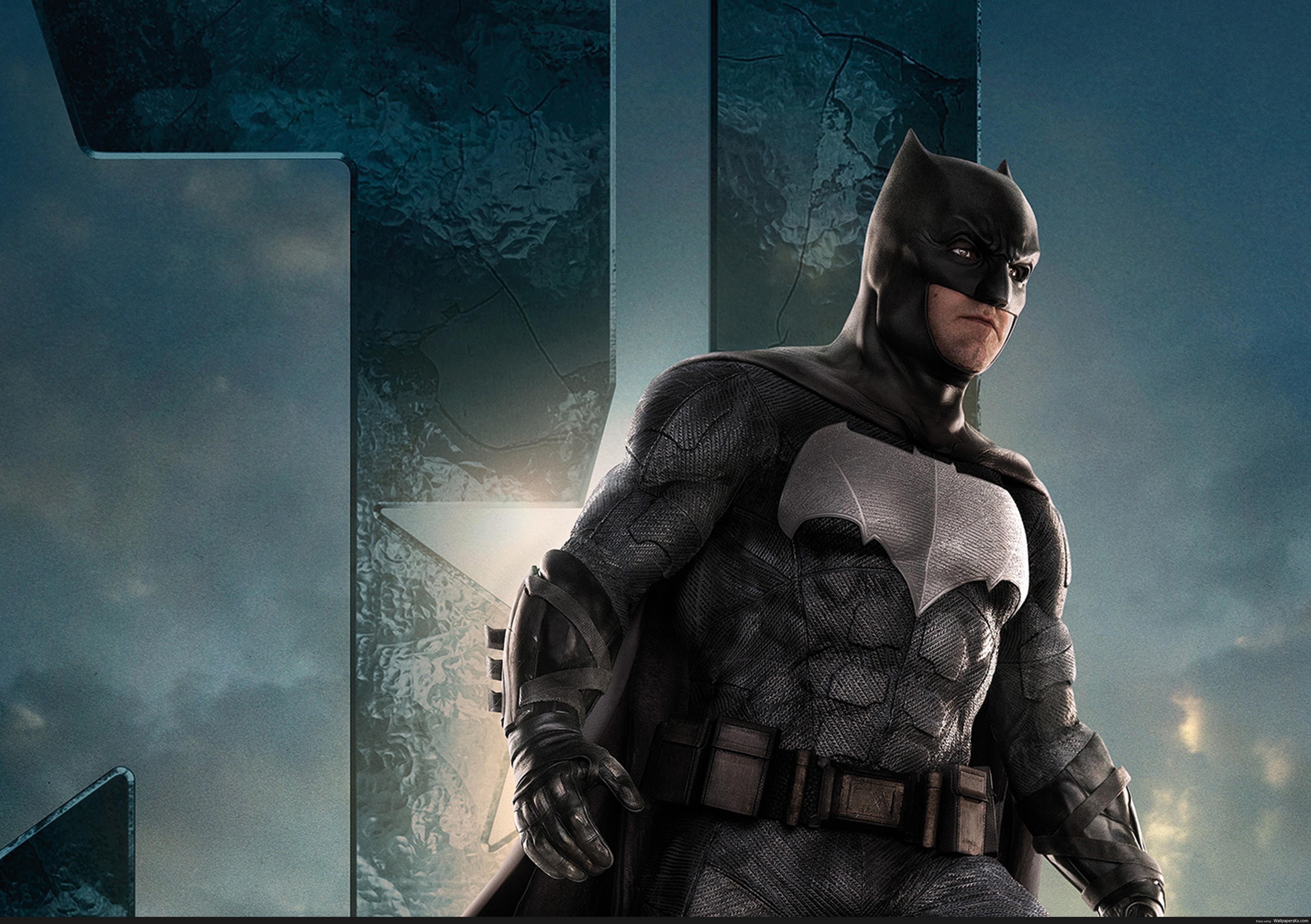 Justice League Batman Wallpaper