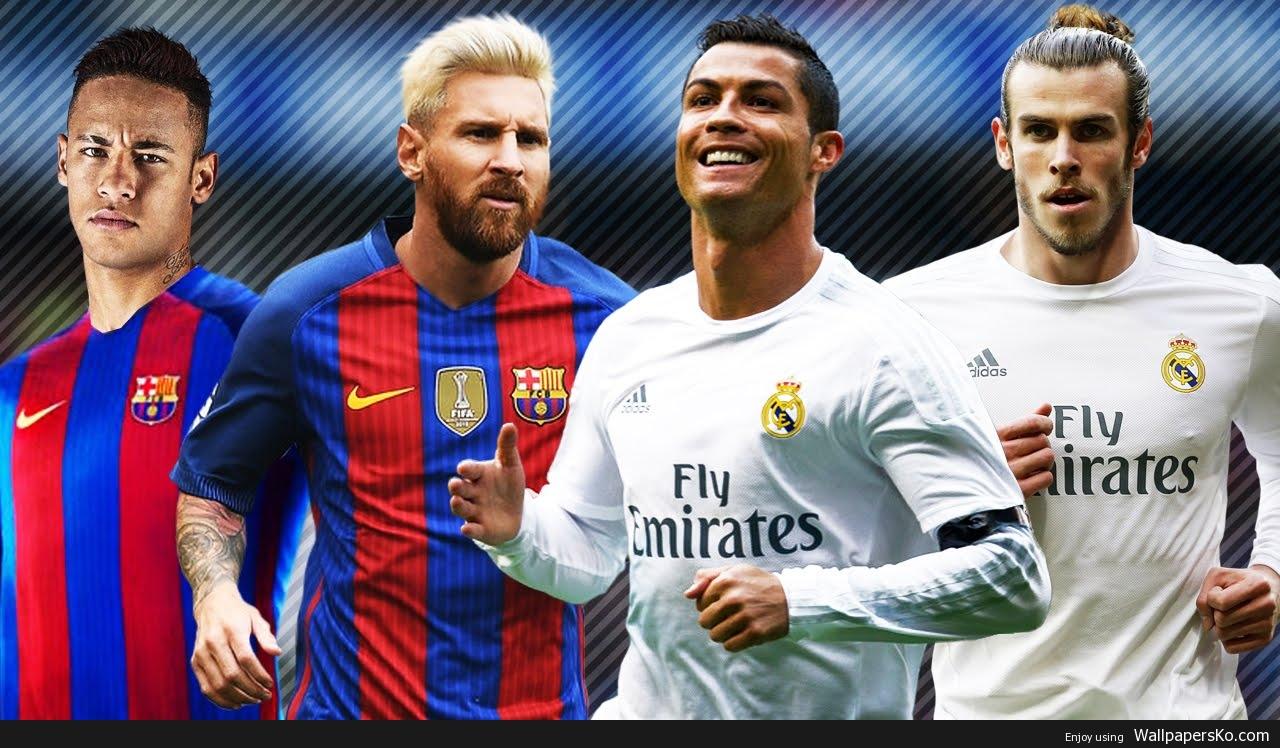 Neymar Messi Vs Ronaldo Bale