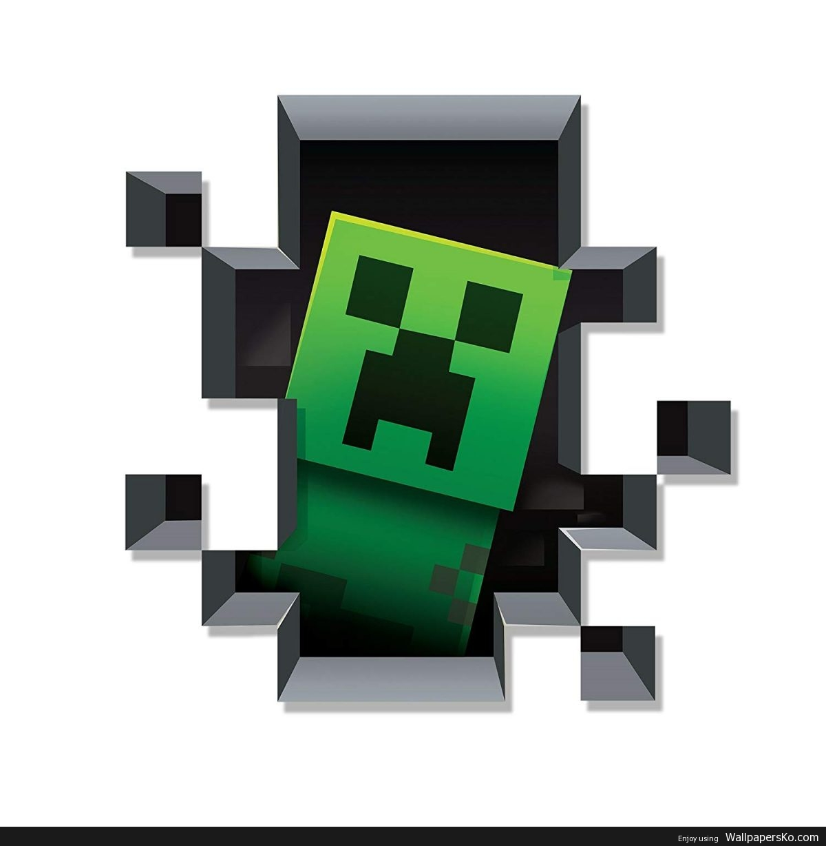 Picture Of A Creeper