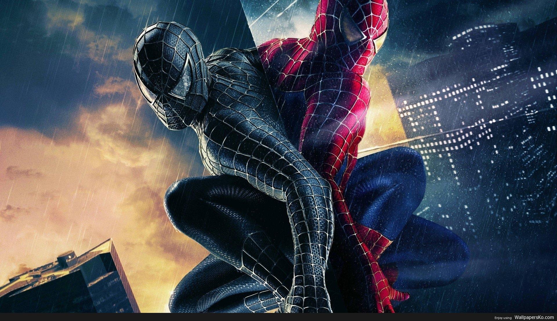 Spiderman 3 Wallpapper