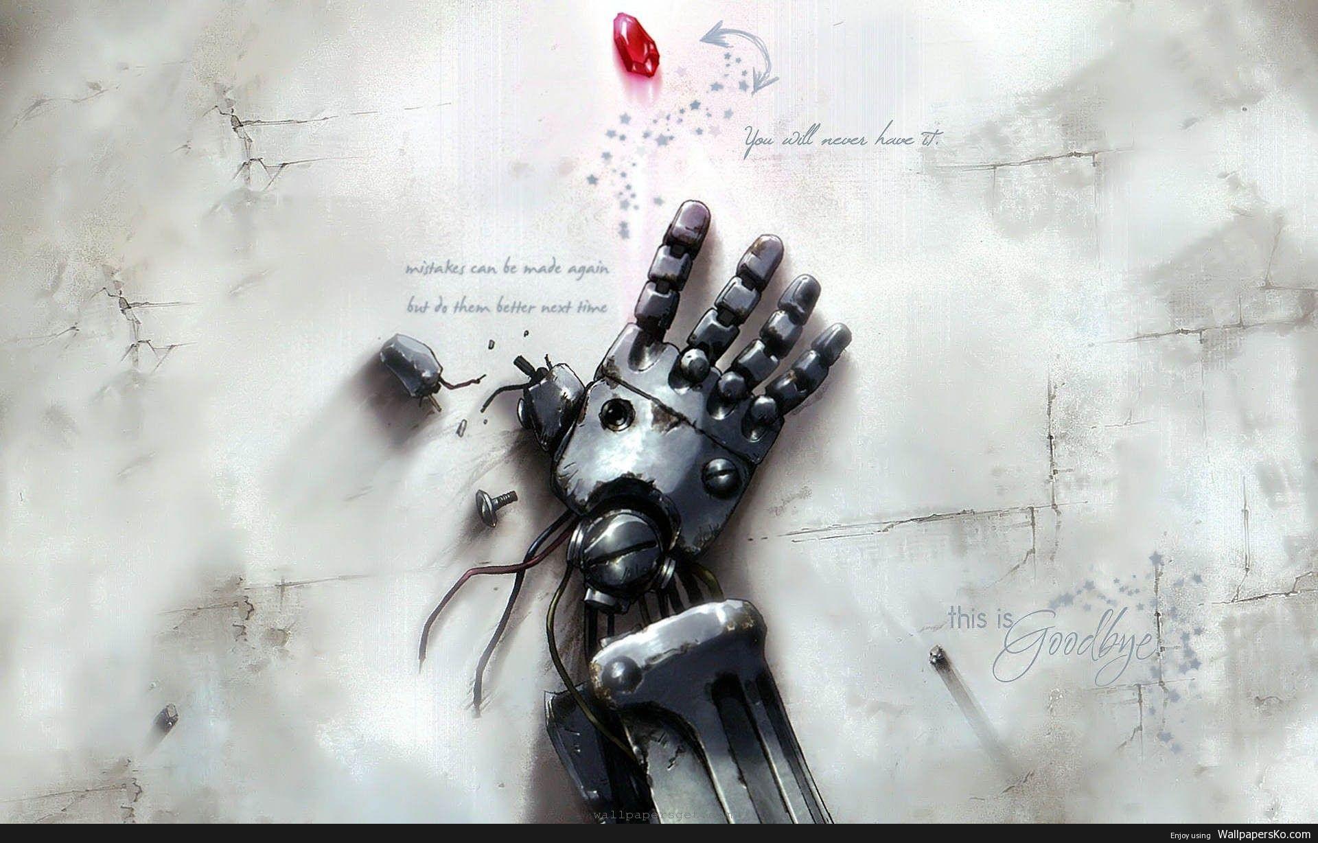 Wallpaper Fullmetal Alchemist
