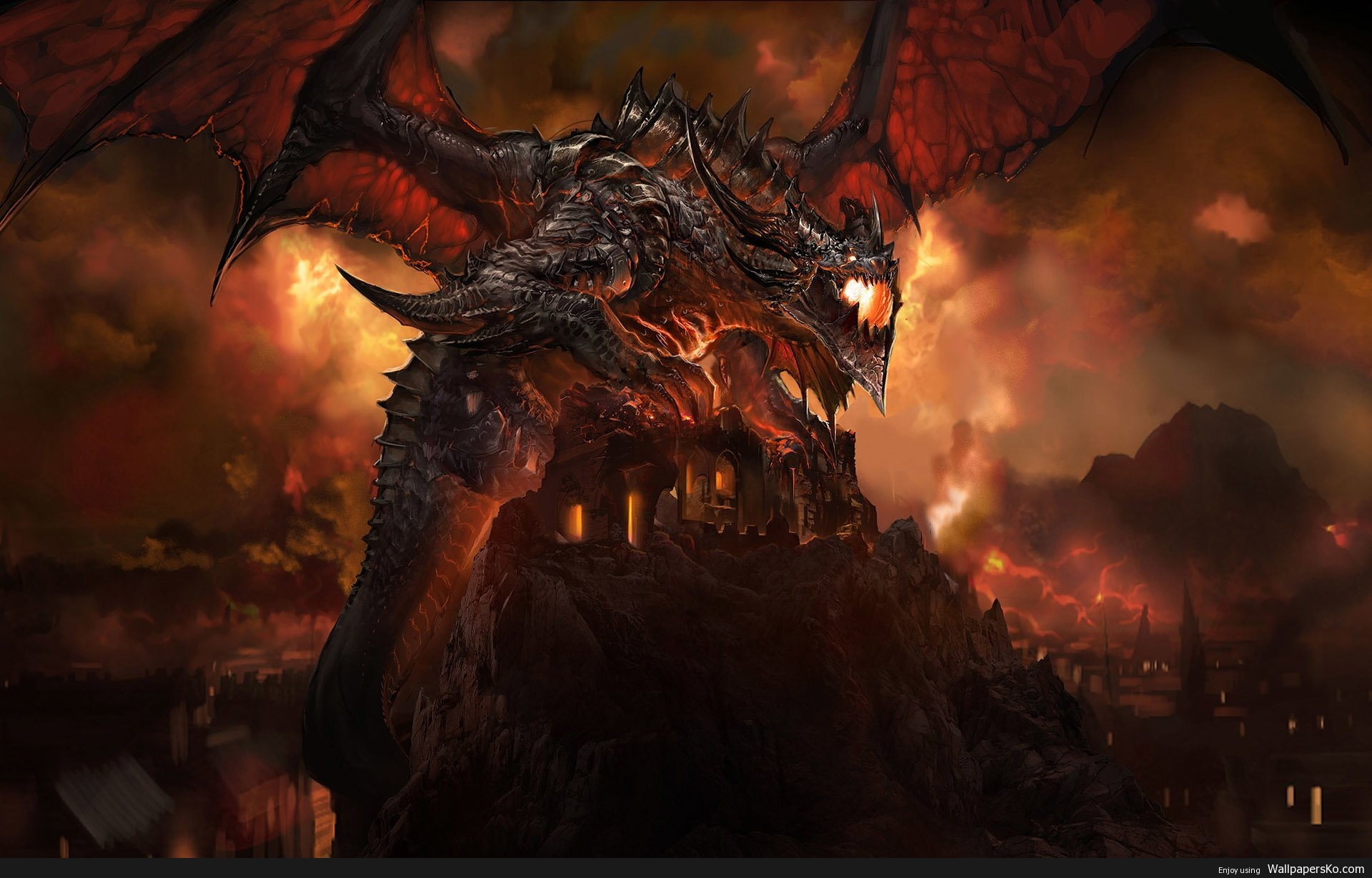 World Of Warcraft Background Picture
