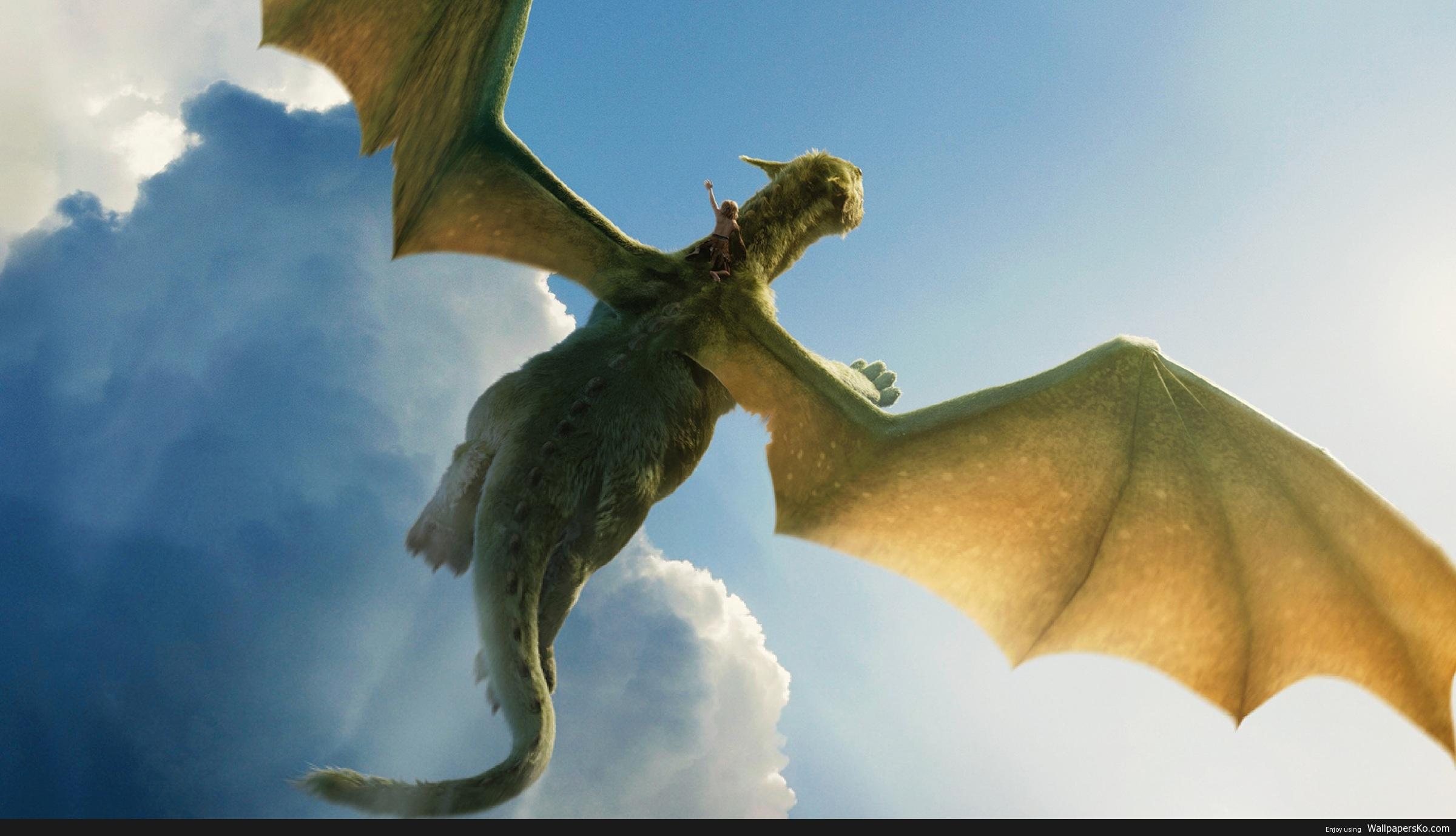 petes dragon wallpaper