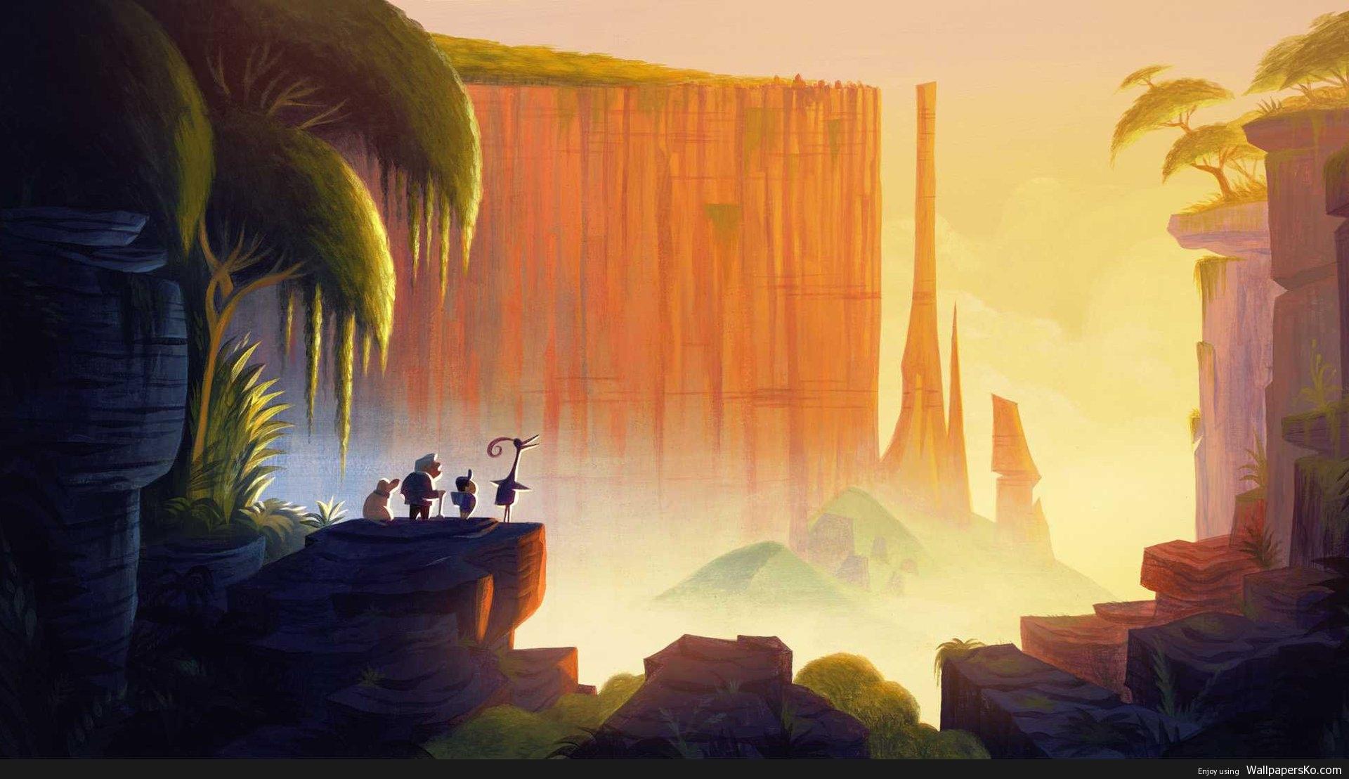 pixar concept *** wallpaper