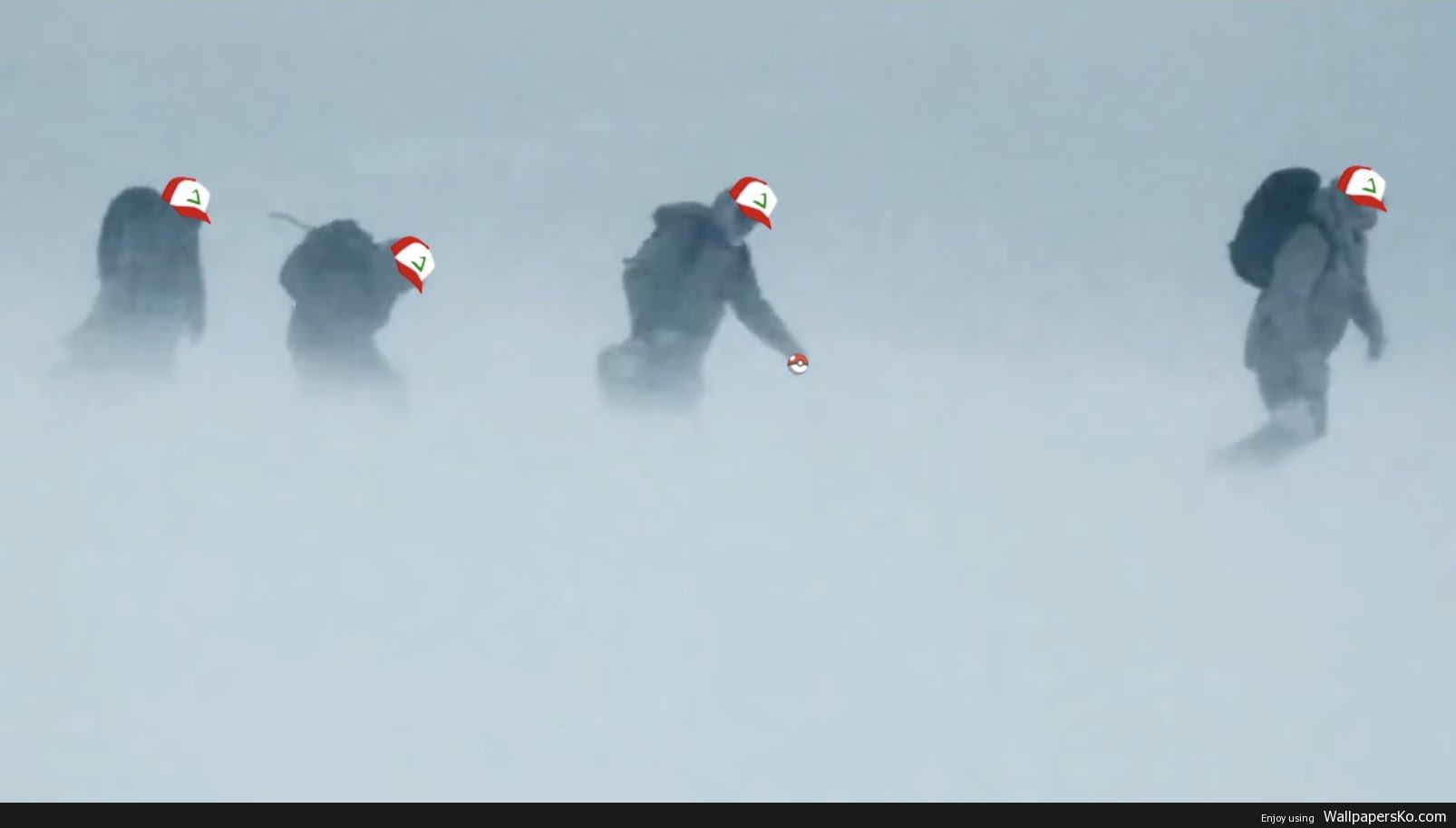 pokemon go winter