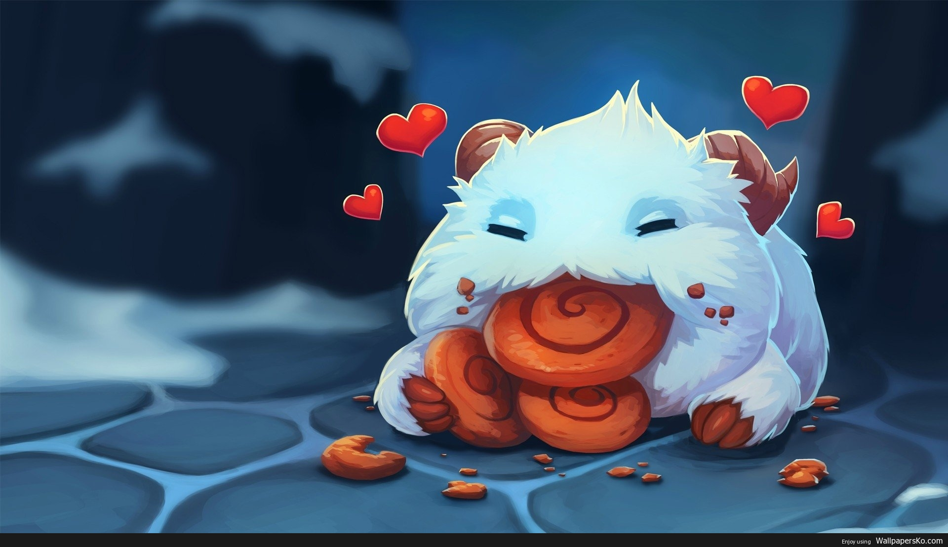 poro wallpaper 1920×1080
