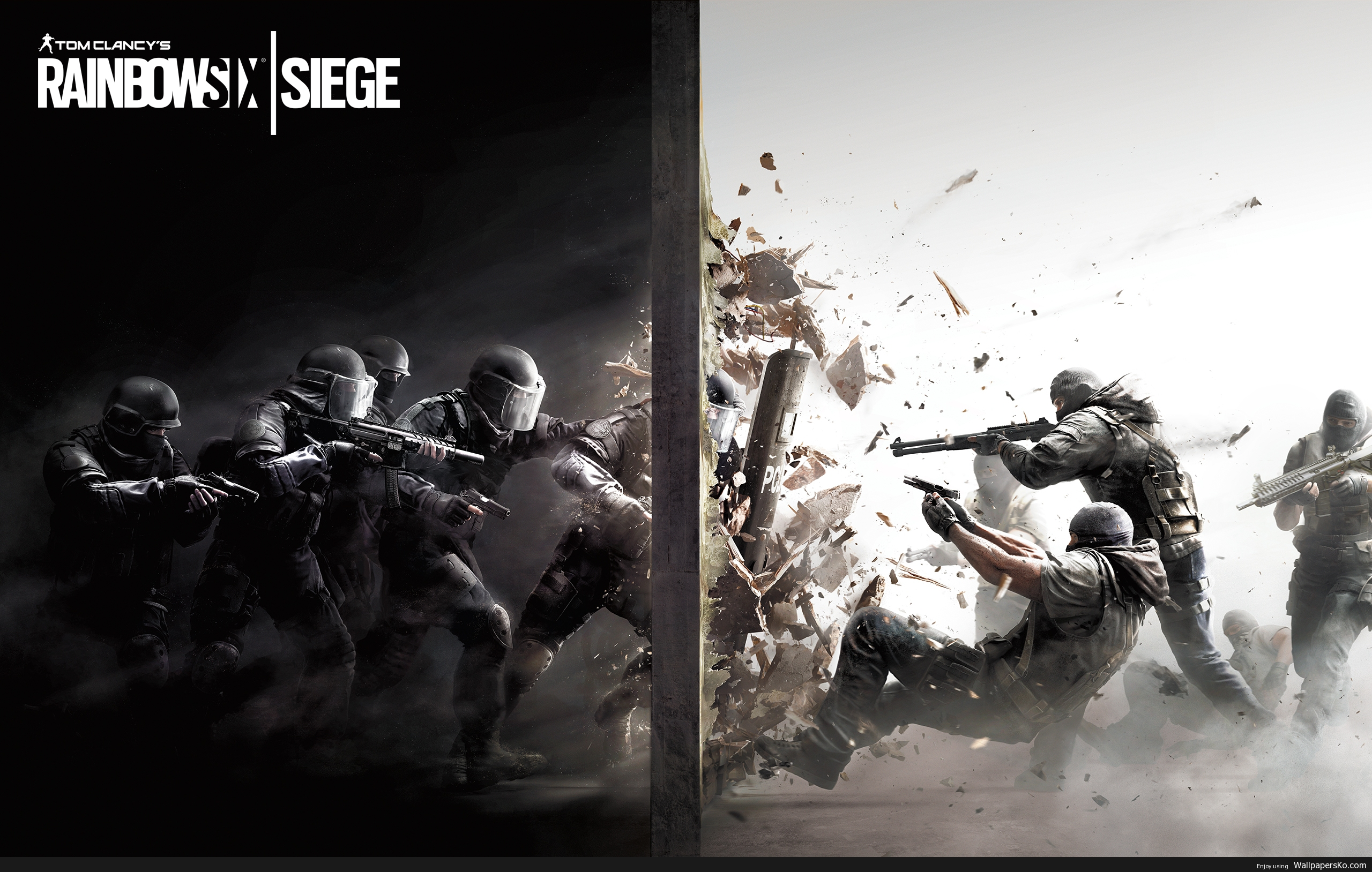 rainbow 6 siege wallpapers