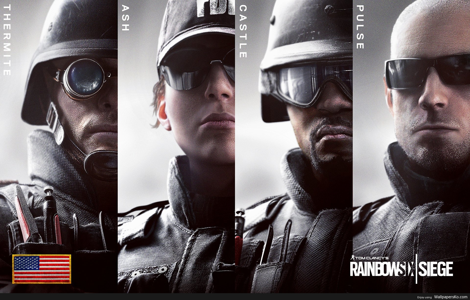 rainbow six siege backgrounds