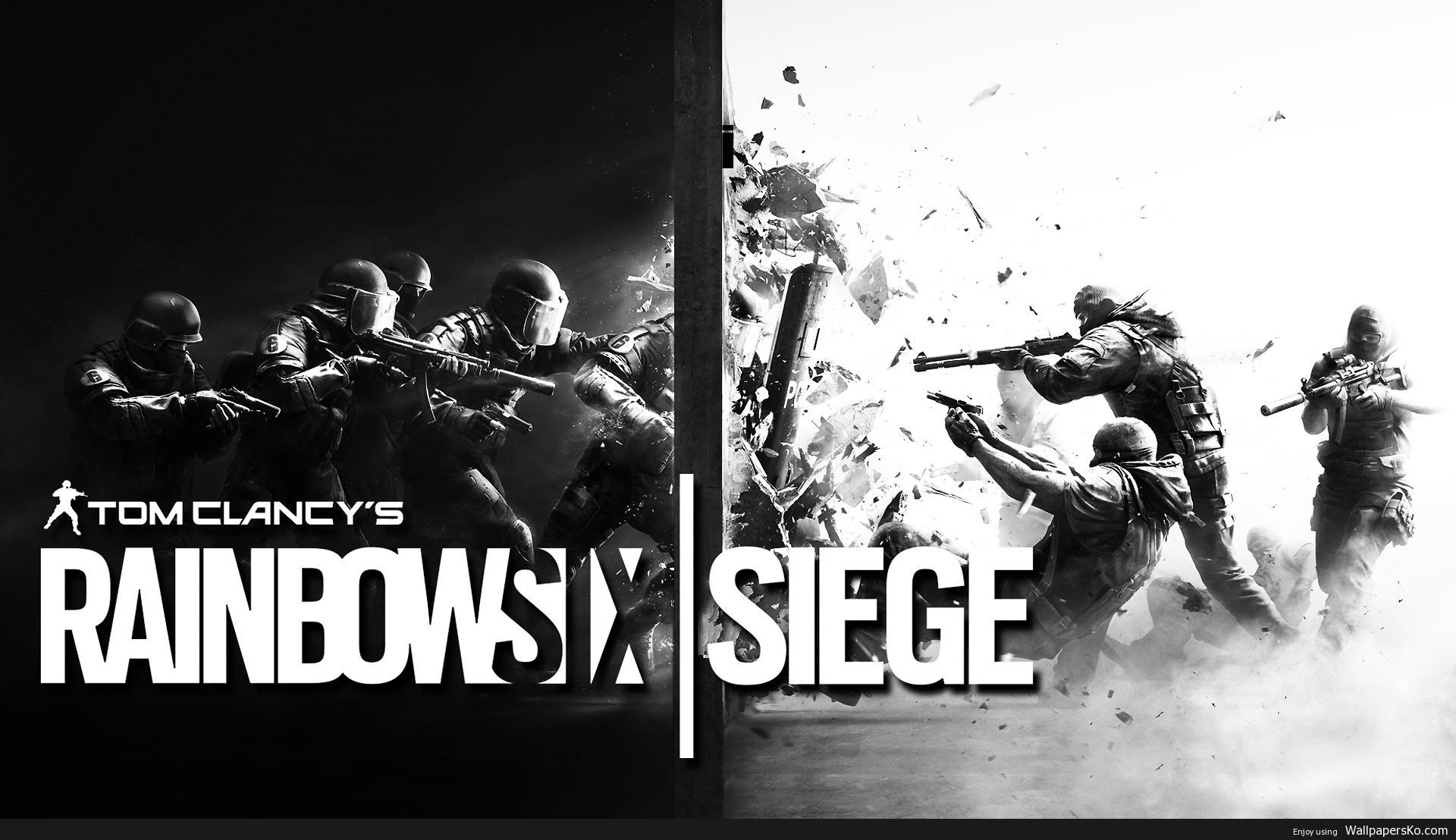 rainbow six siege wallpaper 1920×1080