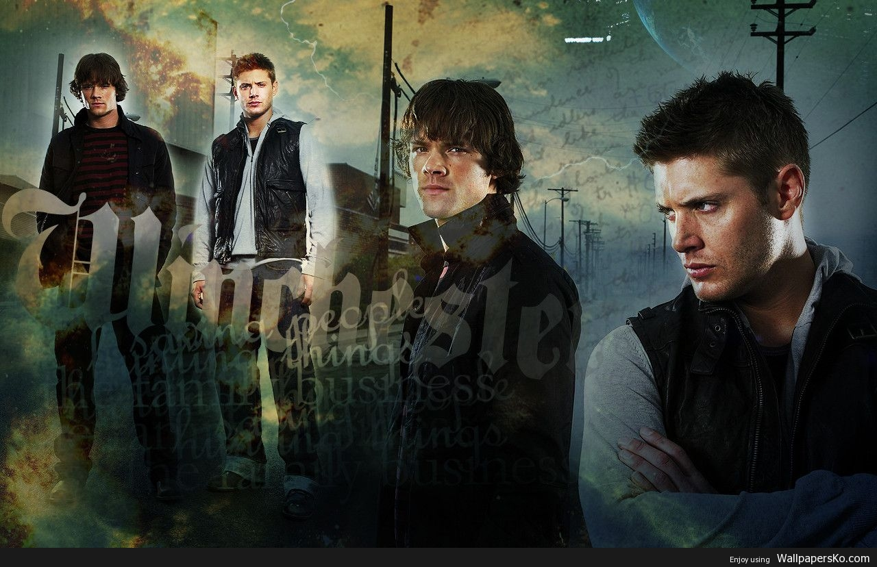 sam and dean winchester wallpapers