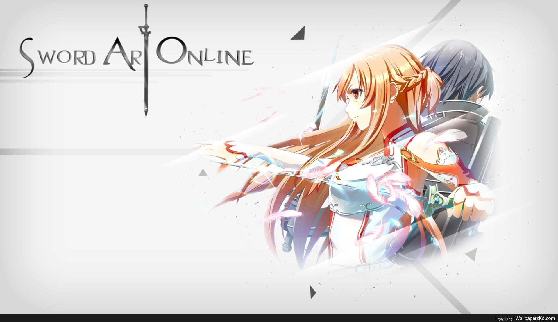 sword art online 1920×1080