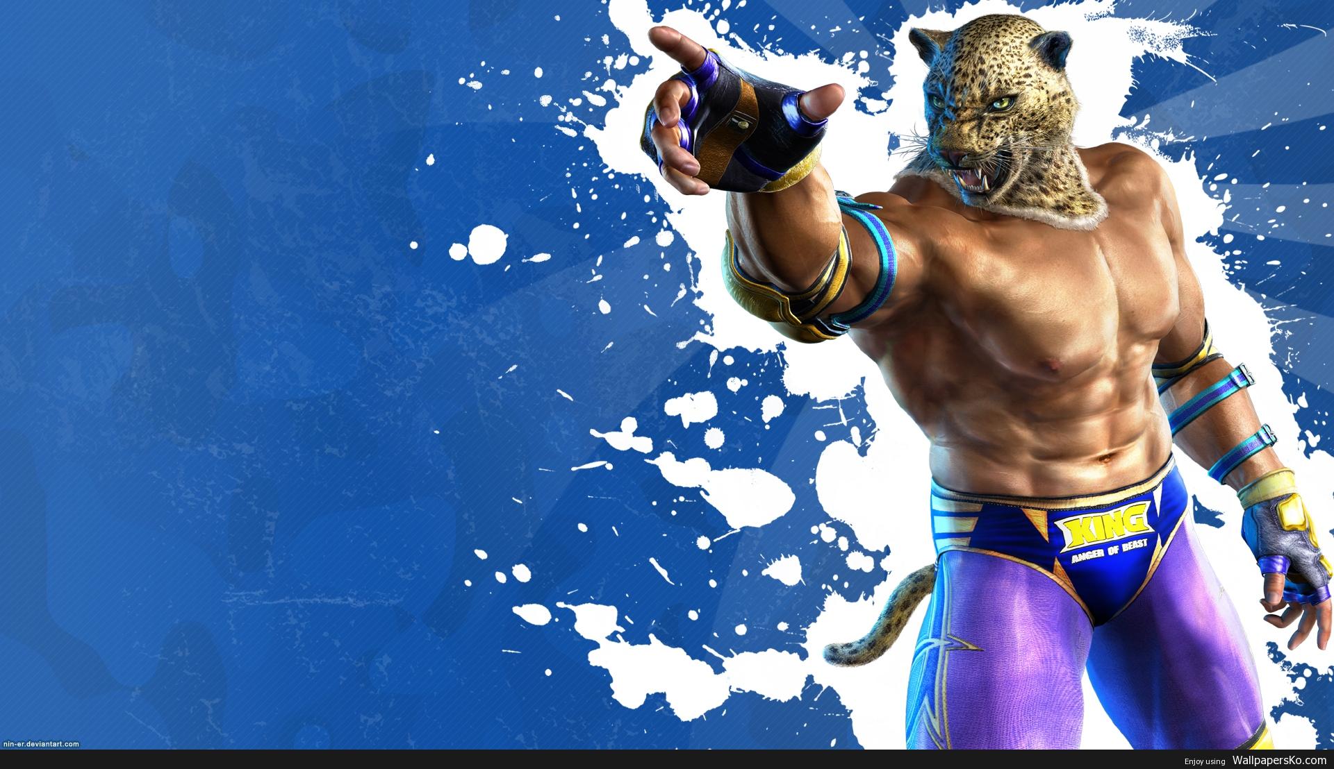 Tekken King Wallpaper Hd Wallpapers Download