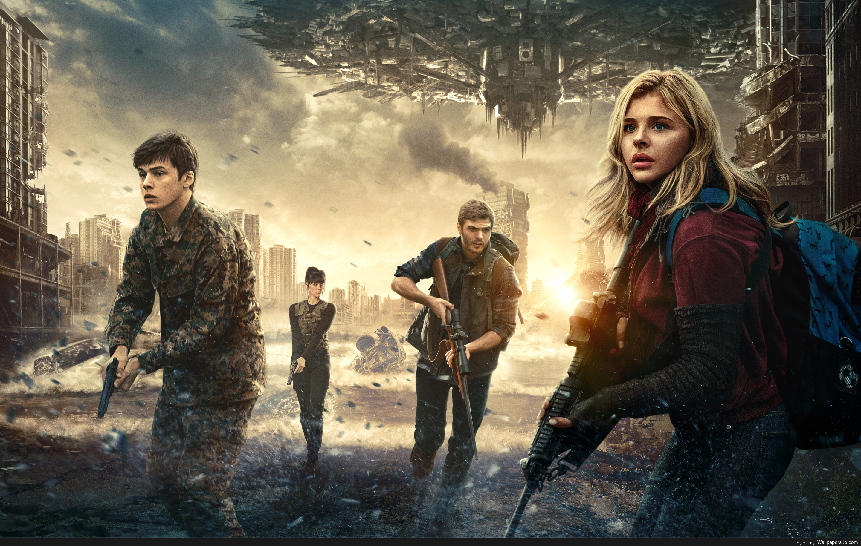 the 5th wave wallpaper
