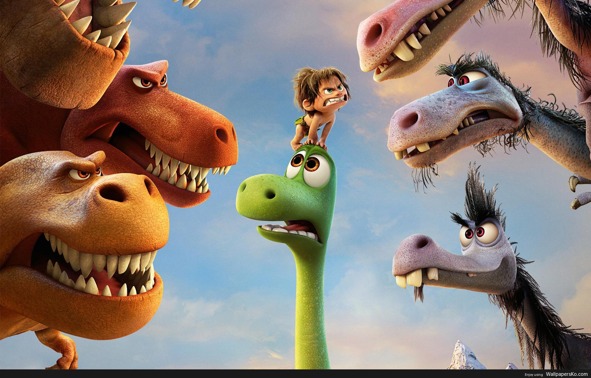 the good dinosaur wallpapers