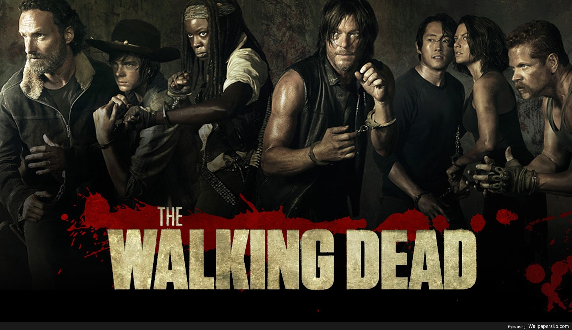 the walking dead wallpaper season 5