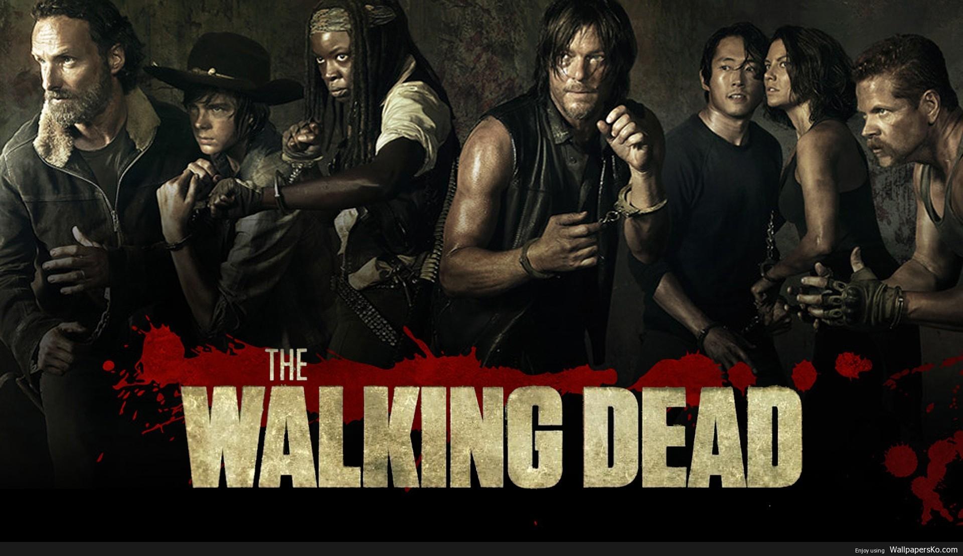 the walking dead wallpaper season 5