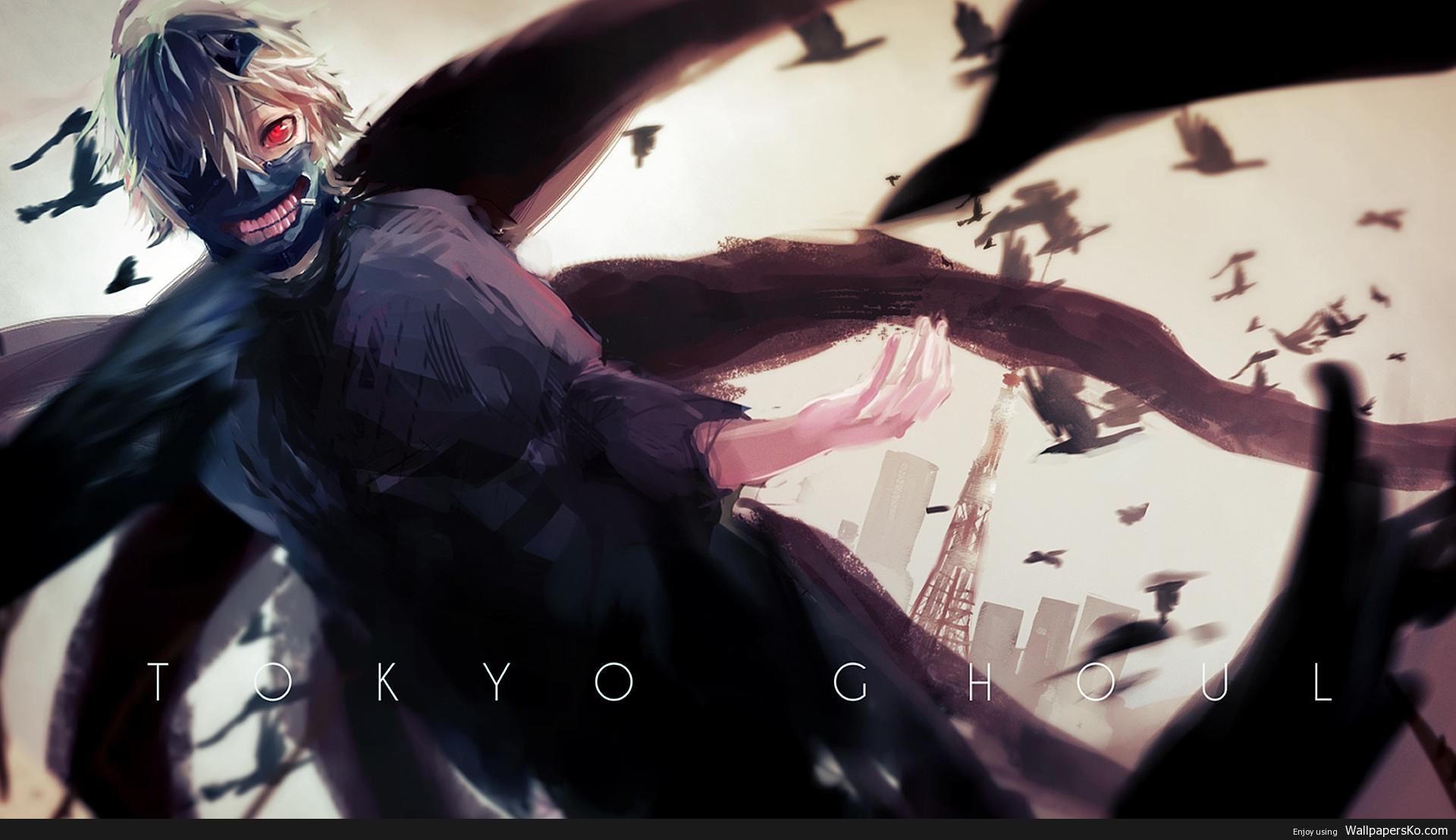 tokyo ghoul 1920x1080