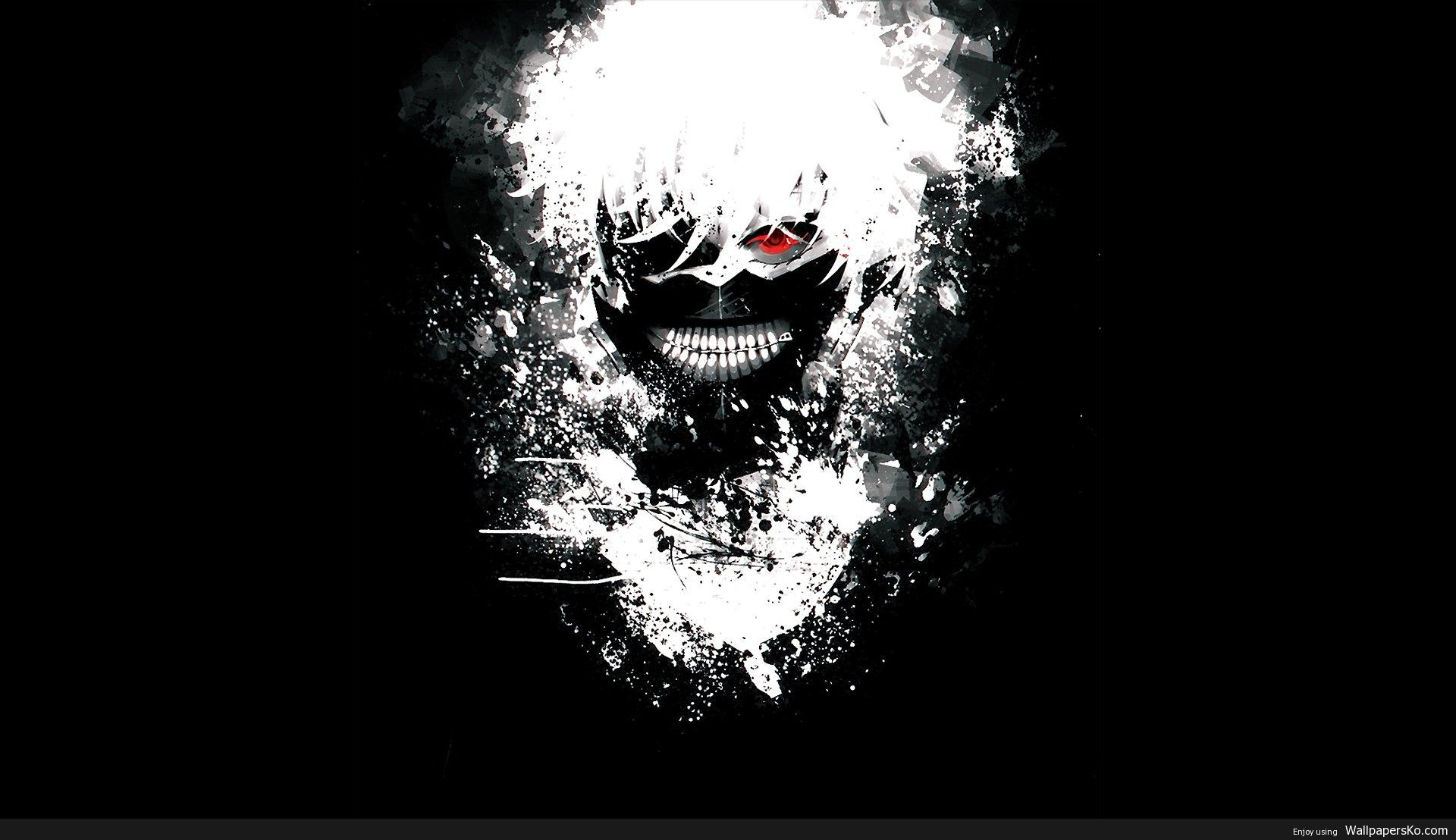 tokyo ghoul hd wallpaper