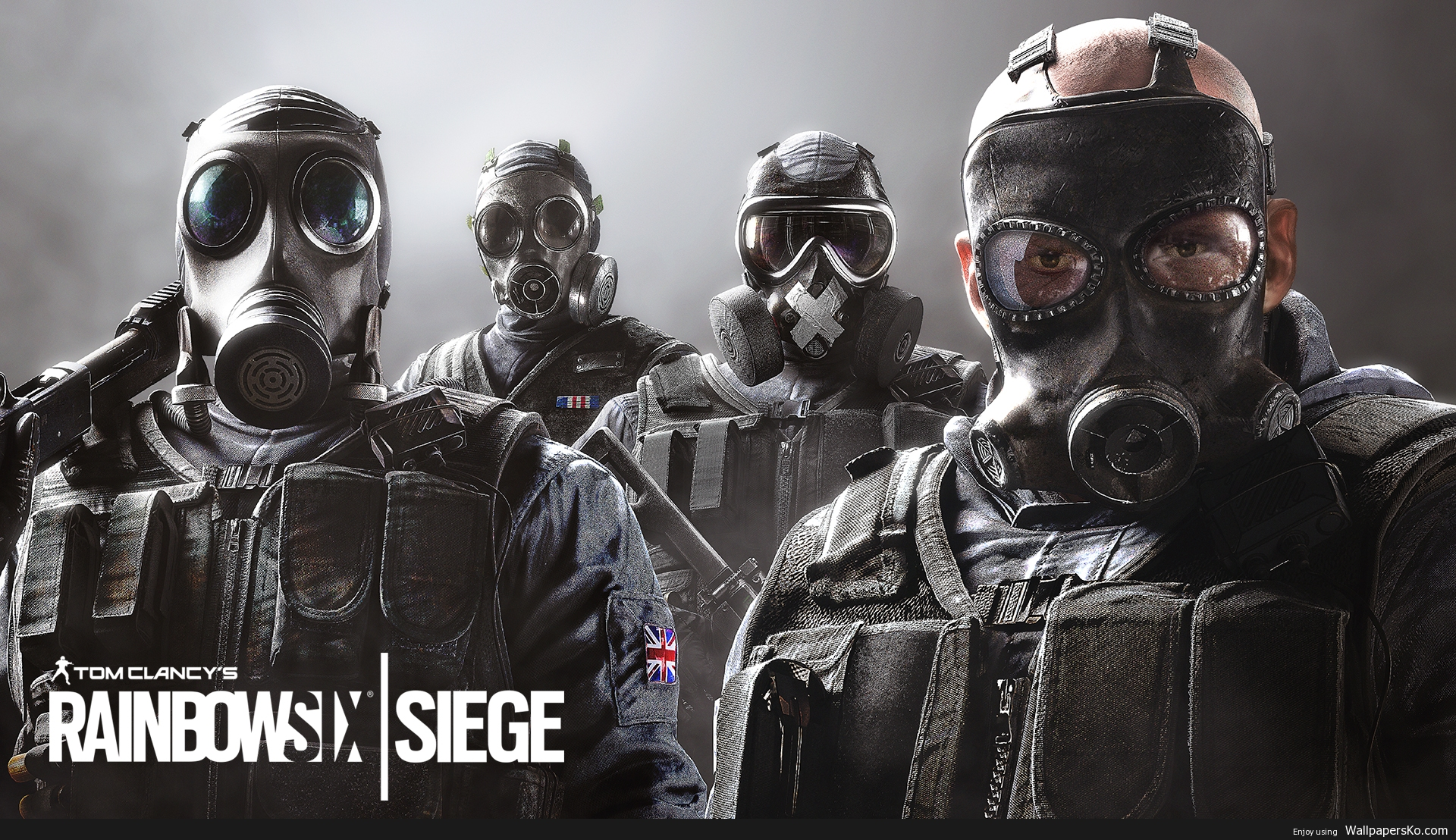 tom clancys rainbow six siege wallpaper