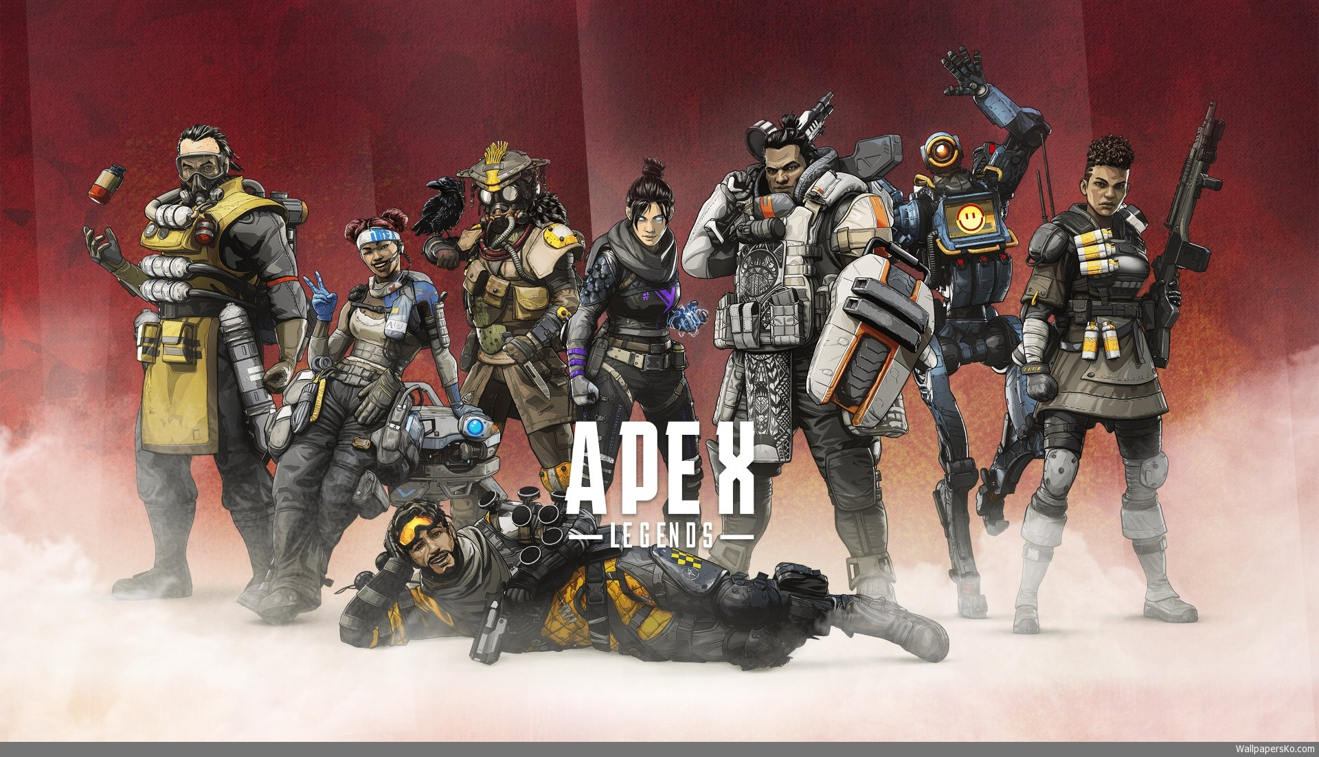 apex legends background wallpaper