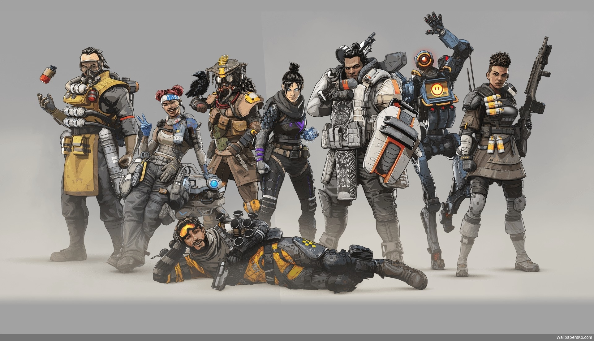 top apex legends wallpaper
