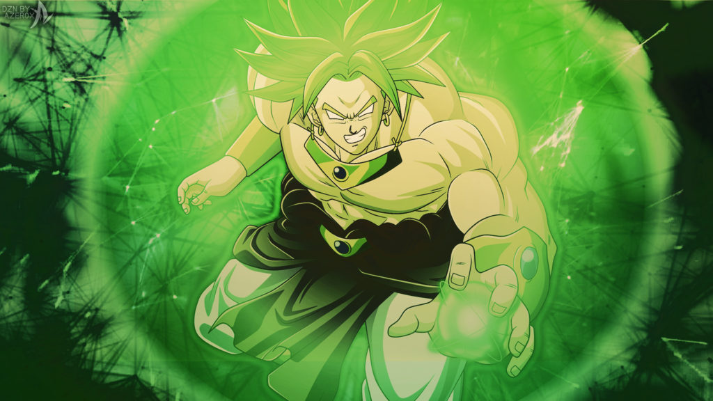 broly the legendary super saiyan full movie hd