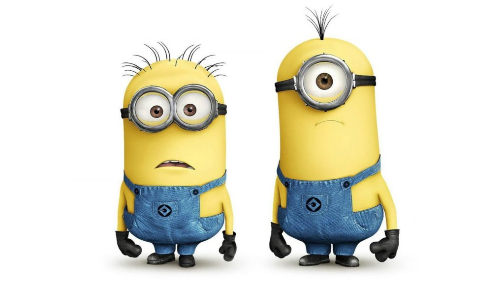 funny pictures of the minions from despicable me