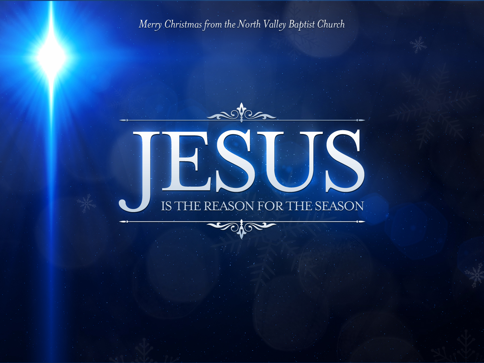 jesus is the reason for the season wallpaper