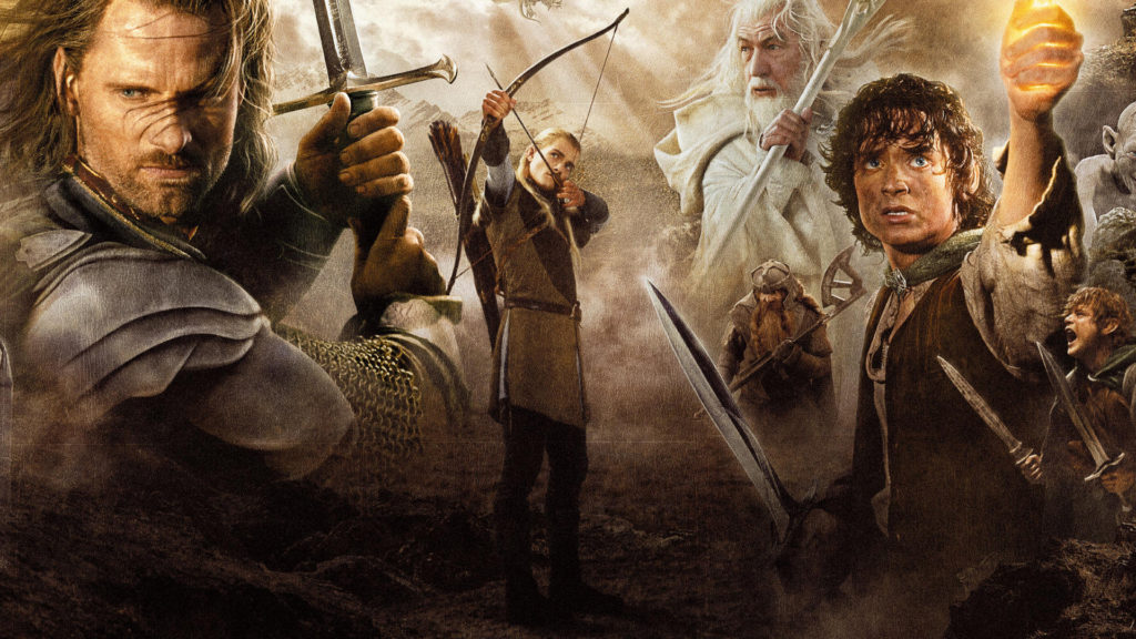 lord of the rings return of the king free movie