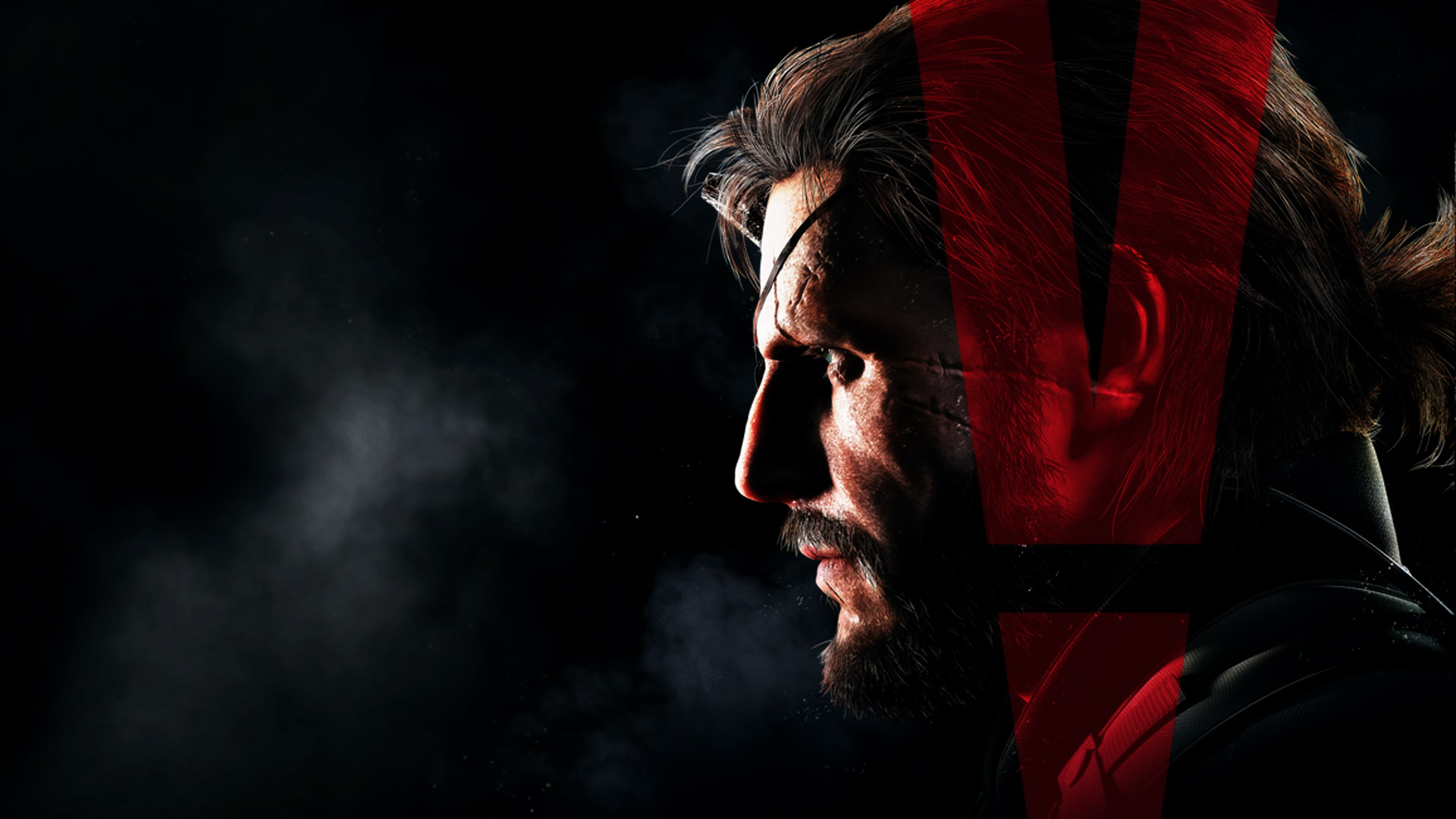 metal gear solid v the phantom pain wallpaper
