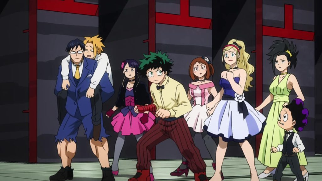 my hero academia the movie the two heroes download