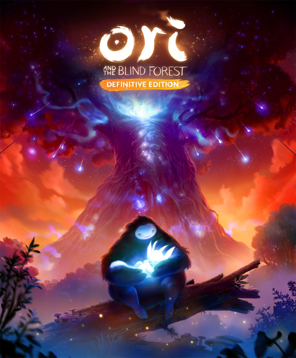 Ori And The Blind Forest Definitive Edition Wallpaper Hd