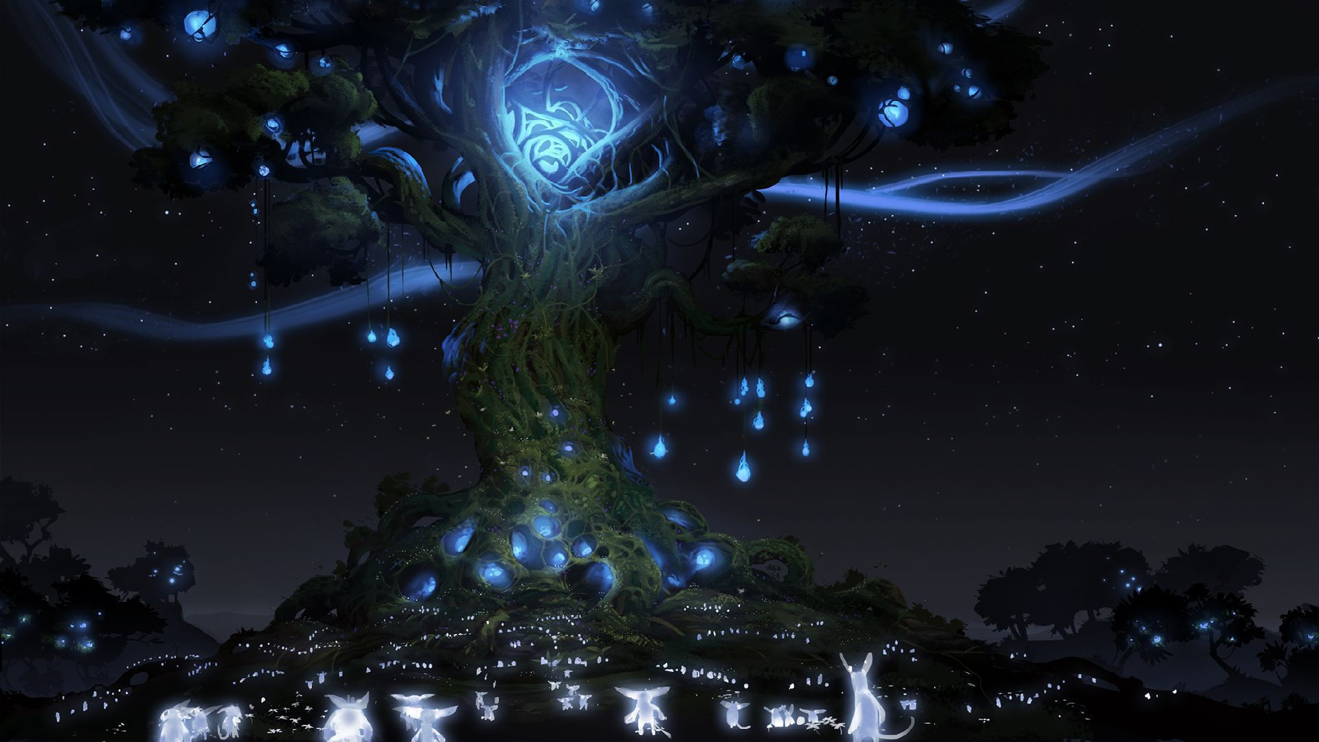 Ori And The Will Of The Wisps Wallpaper Hd Wallpapers Download