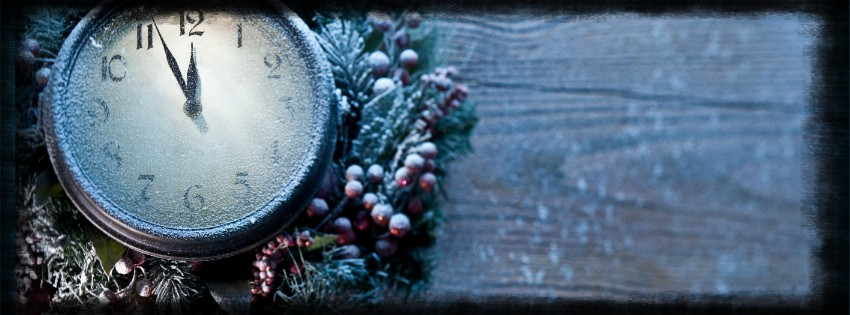 count down to a new year fb cover