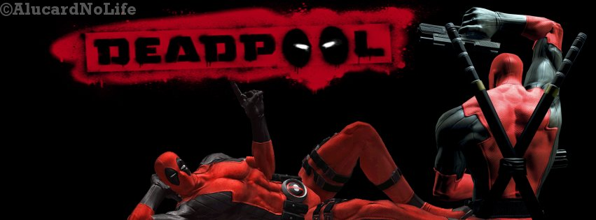 deadpool fb cover